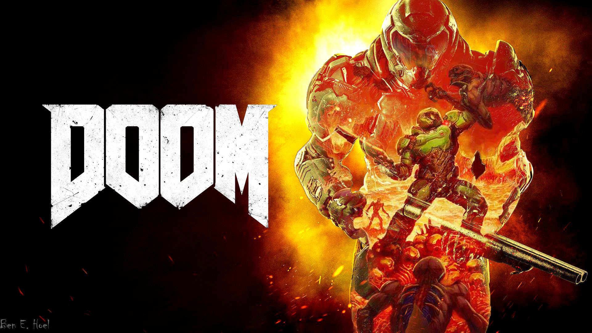 Res: 1920x1080, Doom (2016) HD Wallpapers 22 - 1920 X 1080