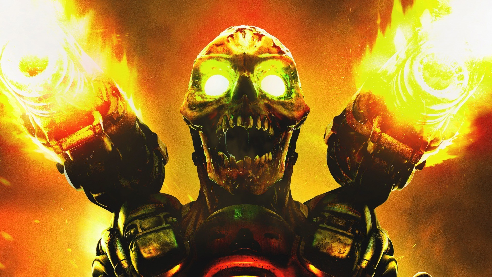 Res: 1920x1080, Doom 4, Id Software, Bethesda Softworks, Video Games Wallpapers HD /  Desktop and Mobile Backgrounds