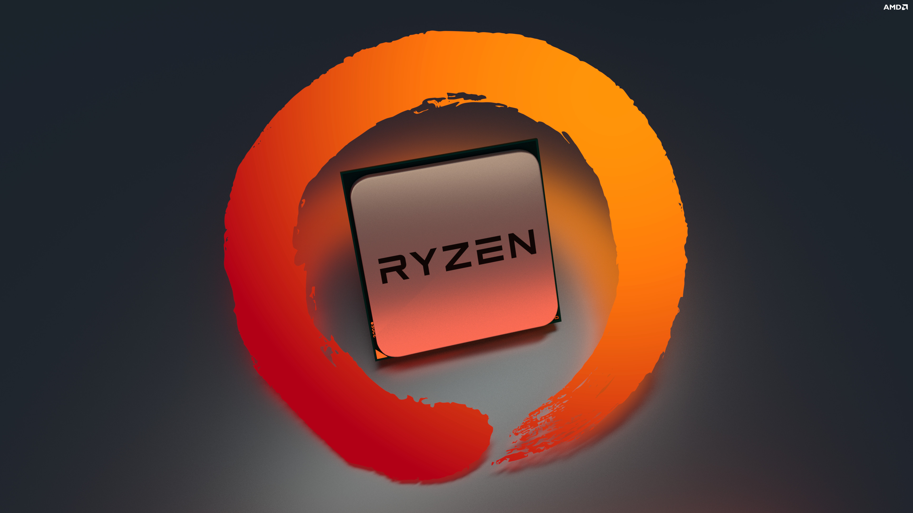 Res: 3840x2160, Photo4K Ryzen Wallpaper (Rendered by me) ...