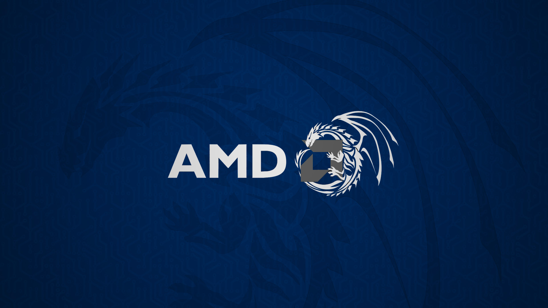 Res: 1920x1080, AMD Blue Dragon