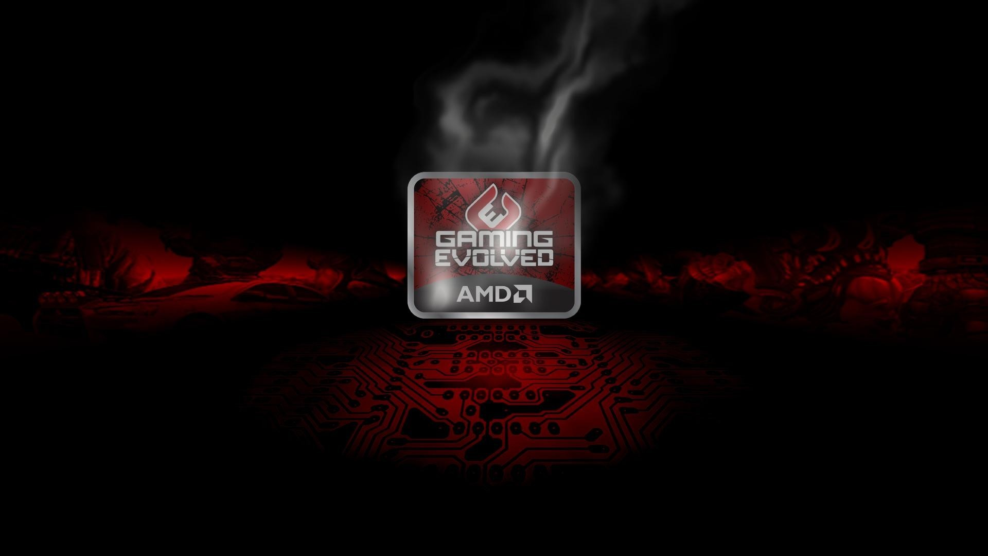 Res: 1920x1080,  AMD Phenom Wallpapers X3/X4/II/i7/Dragon/GX/