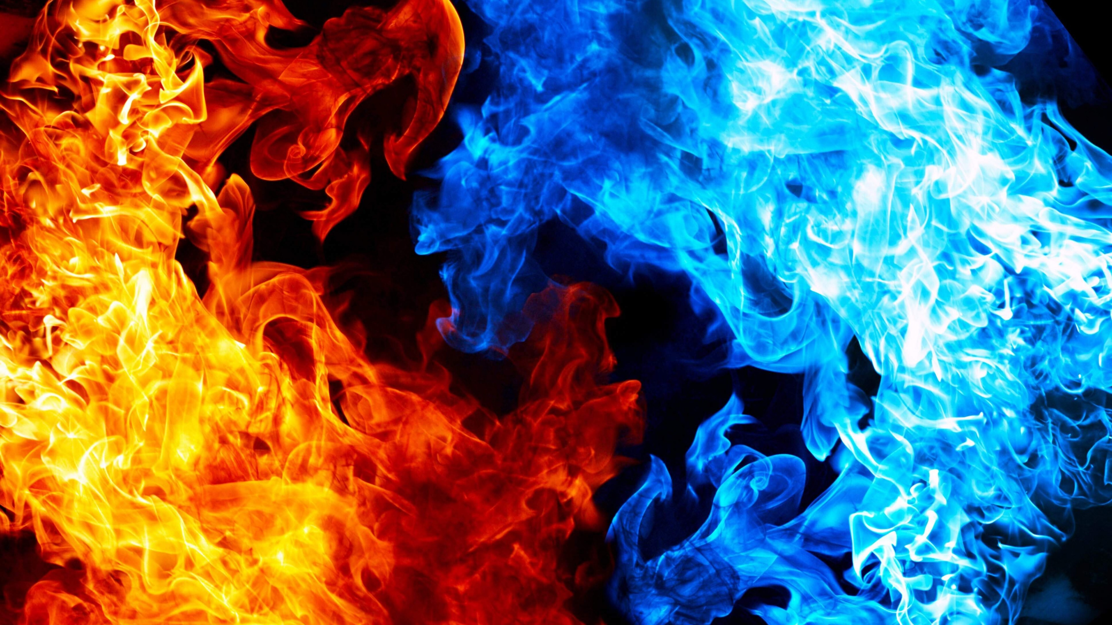 Res: 3840x2160, Fire Wallpapers 15 - 3840 X 2160