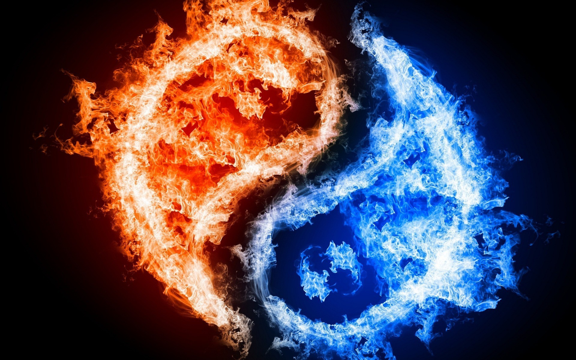 Res: 1920x1200,  Blue and Red Fire Wallpaper, wallpaper, Blue and Red Fire  Wallpaper hd .