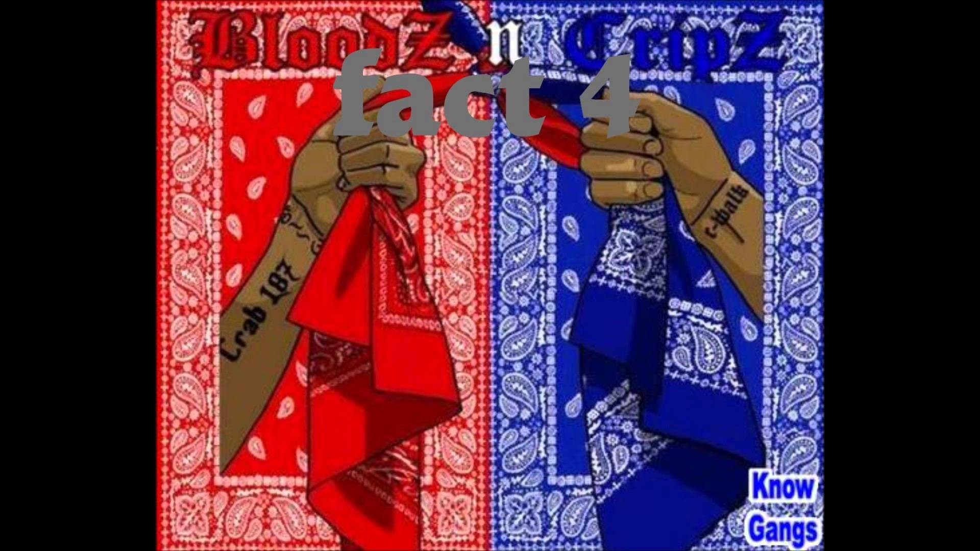 Res: 1920x1080,   crips and bloods wallpaper