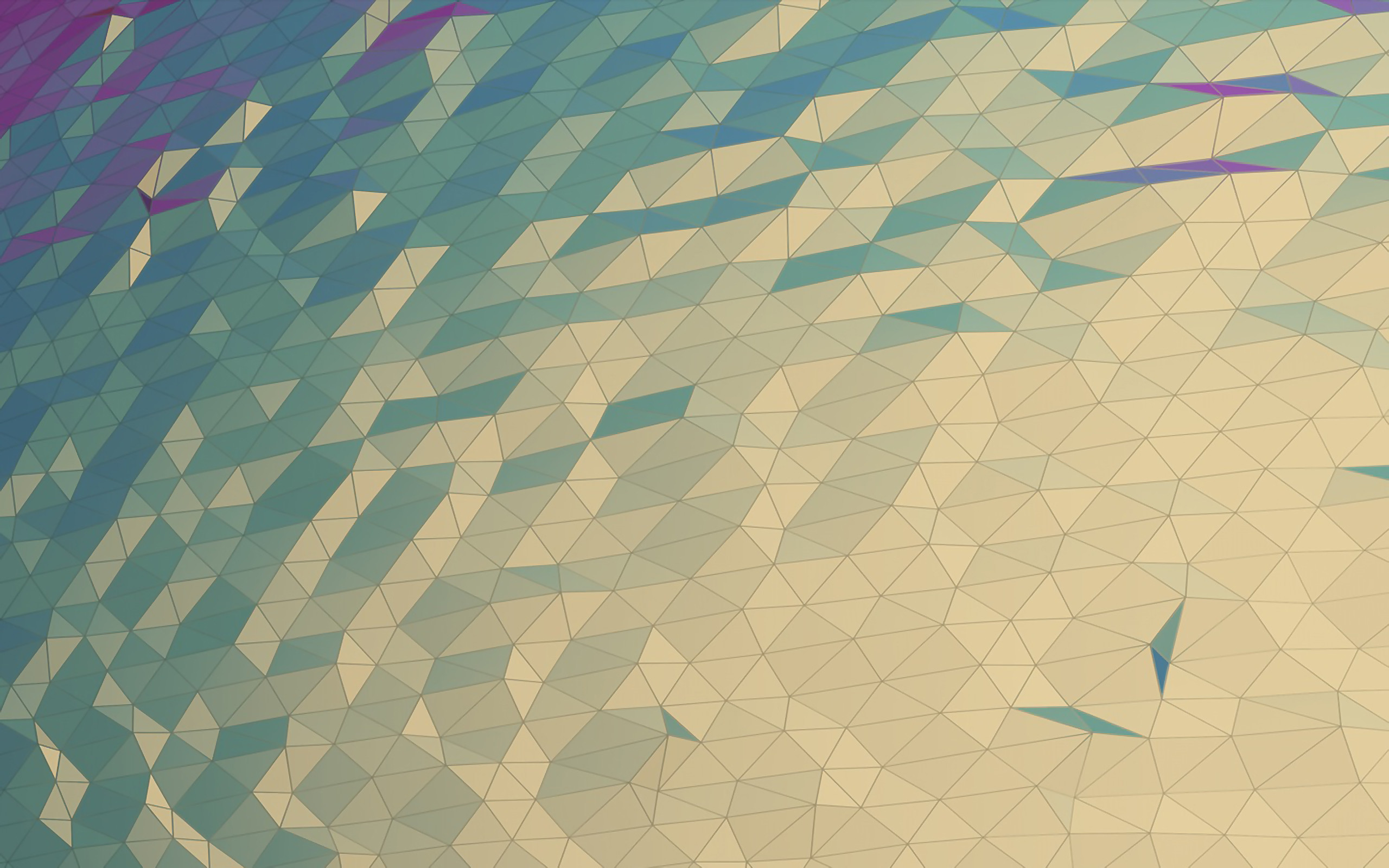 Res: 2560x1600, abstract hd jelly bean geometric wallpaper