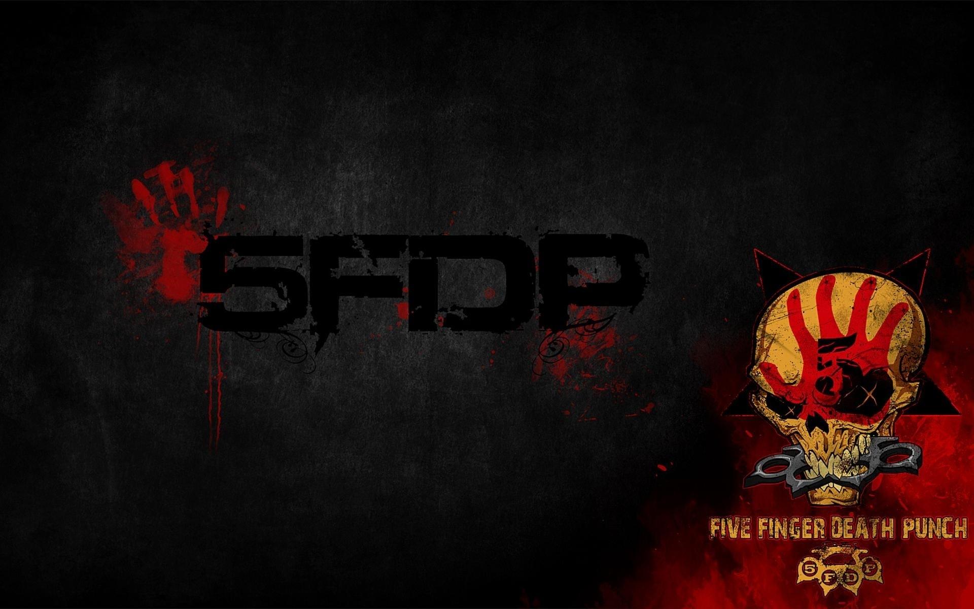 Res: 1920x1200, Five Finger Death Punch - 30 Fantastic Computer Background Images Collection