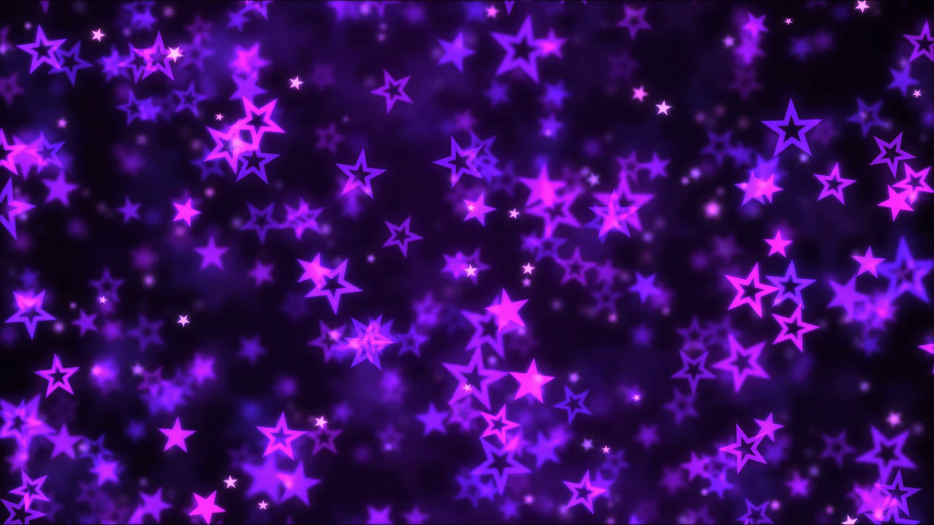 Res: 1920x1080, Falling Star Shapes Background Animation - Loop Purple Motion Background -  Videoblocks