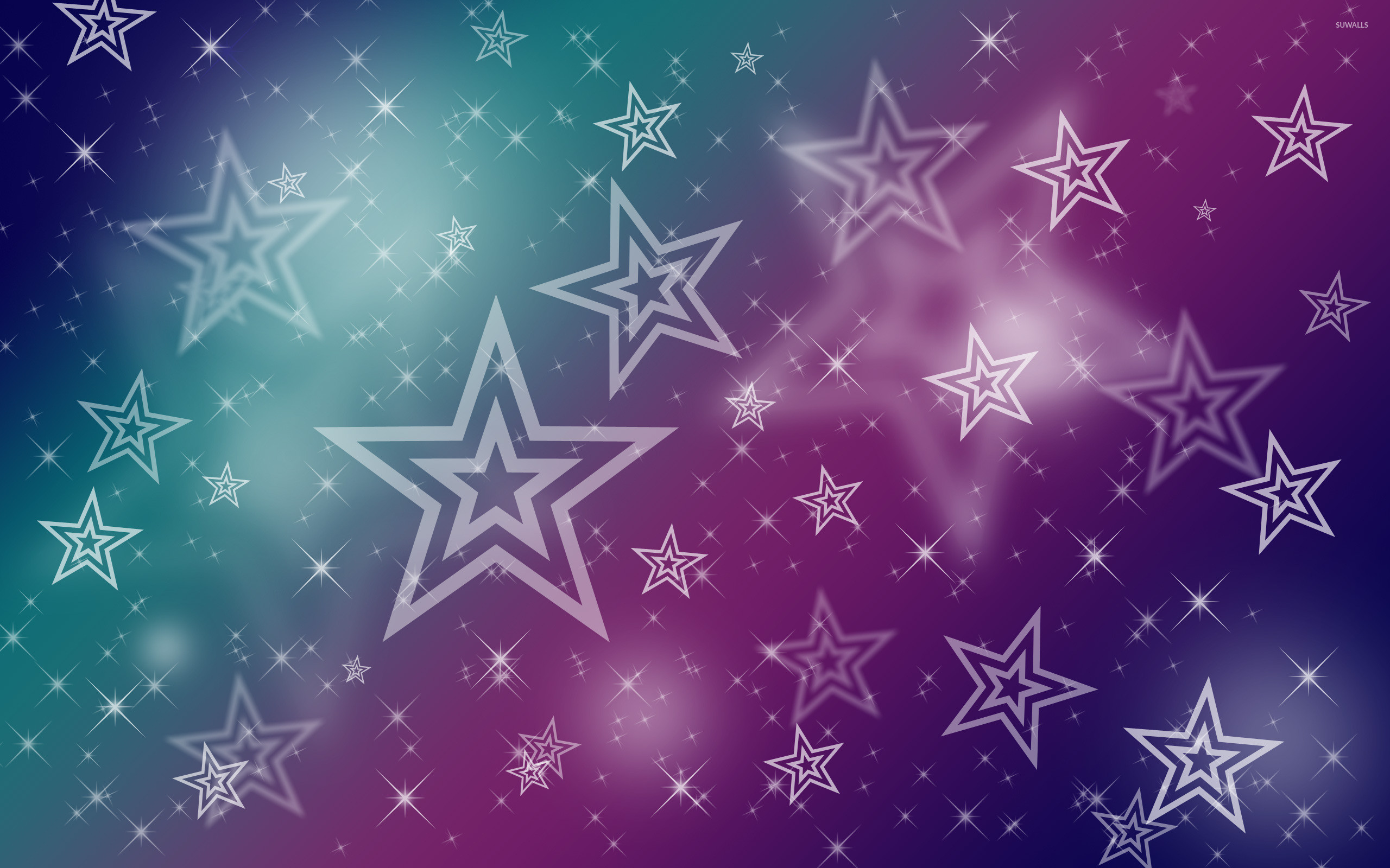 Res: 2560x1600, Stars wallpaper