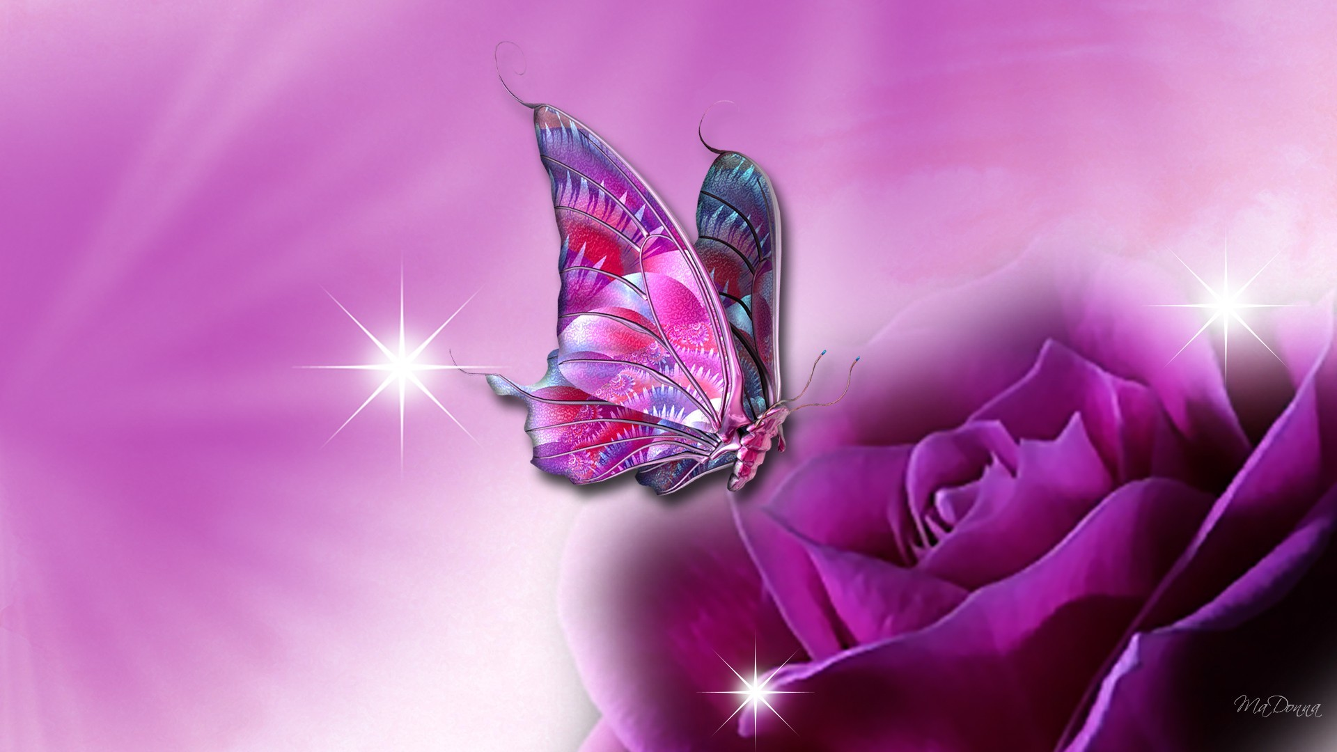 Res: 1920x1080, butterfly wallpaper purple