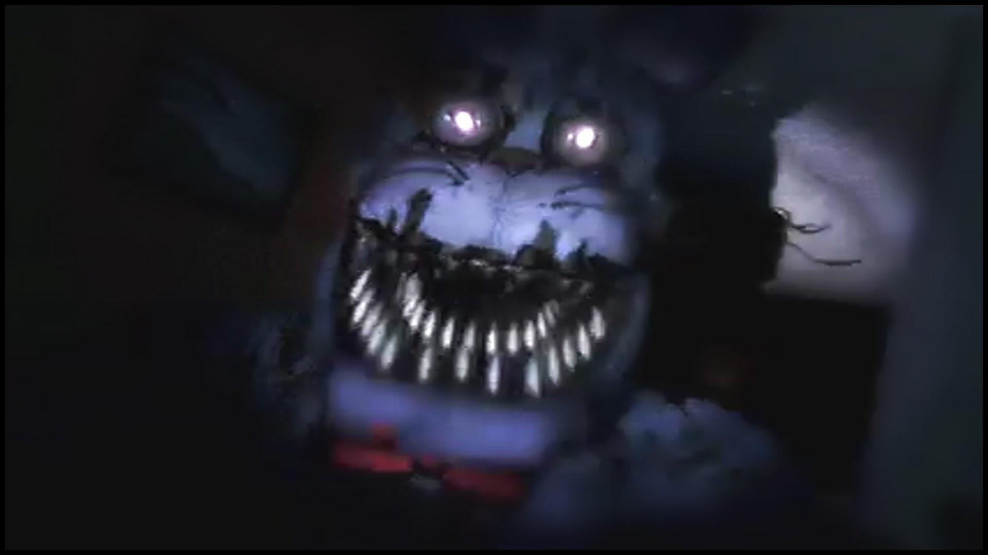 Res: 1920x1080, Five Nights At Freddy's 4 TRAILER + LIVE REACTION (Deutsch/German)