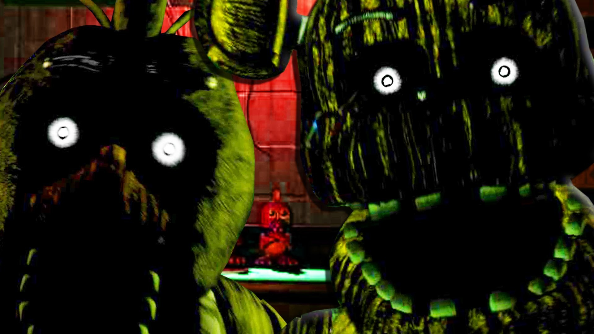 Res: 1920x1080, FIVE NIGHTS AT FREDDY'S 3 - FREDDY FAZBEAR AND CHICA JUMPSCARE! Night 2, 3  Gameplay (FNAF 3) - YouTube