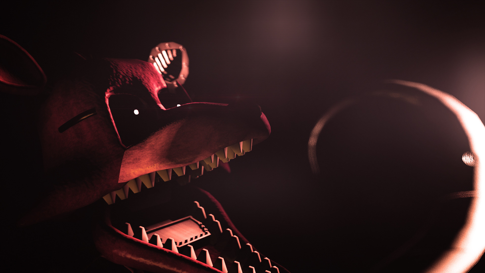 Res: 1920x1080, FNaF Foxy Wallpaper by NiksonYT