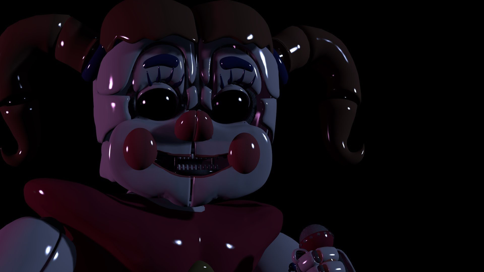 Res: 1920x1080, [FNAF SFM] Baby's Voices - YouTube