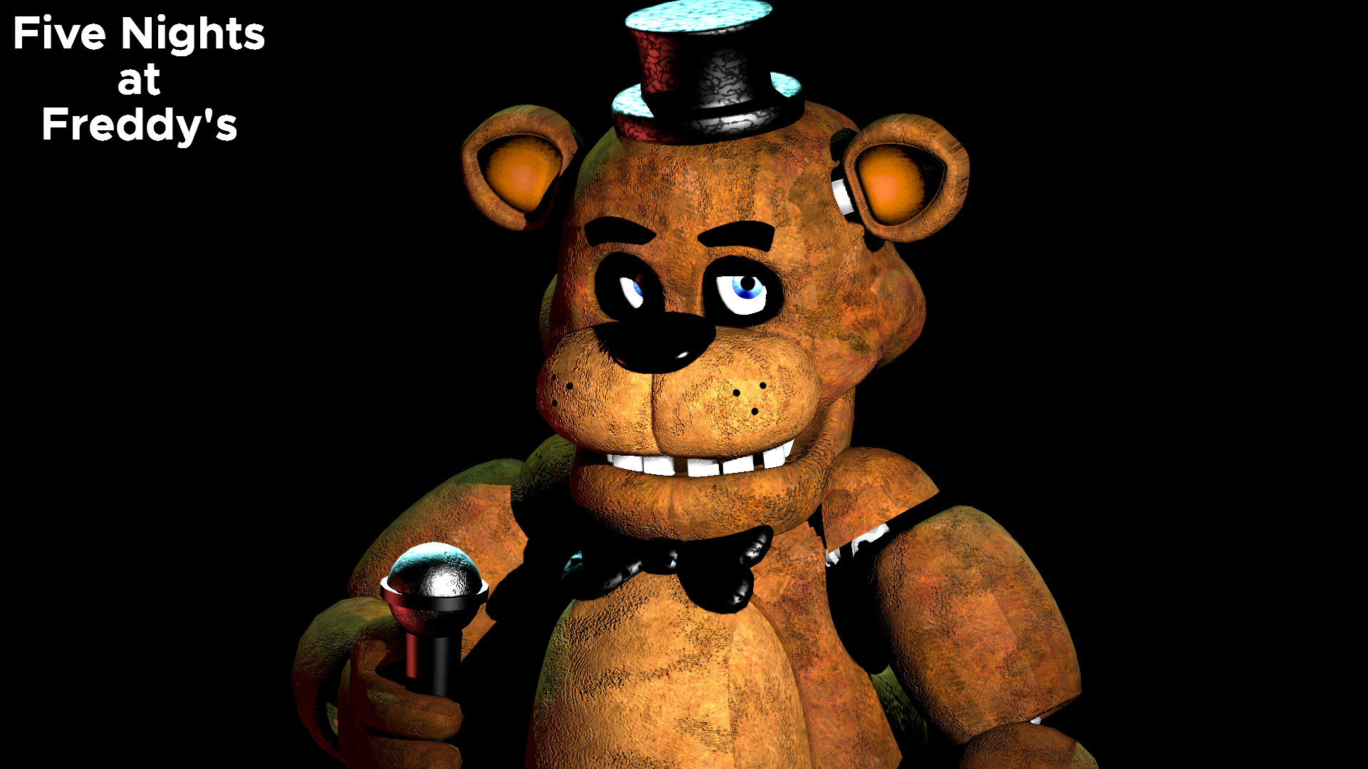 Res: 1920x1080, RenderWallpaper preview (Full will be shown on FNaF 1's Bday) ...