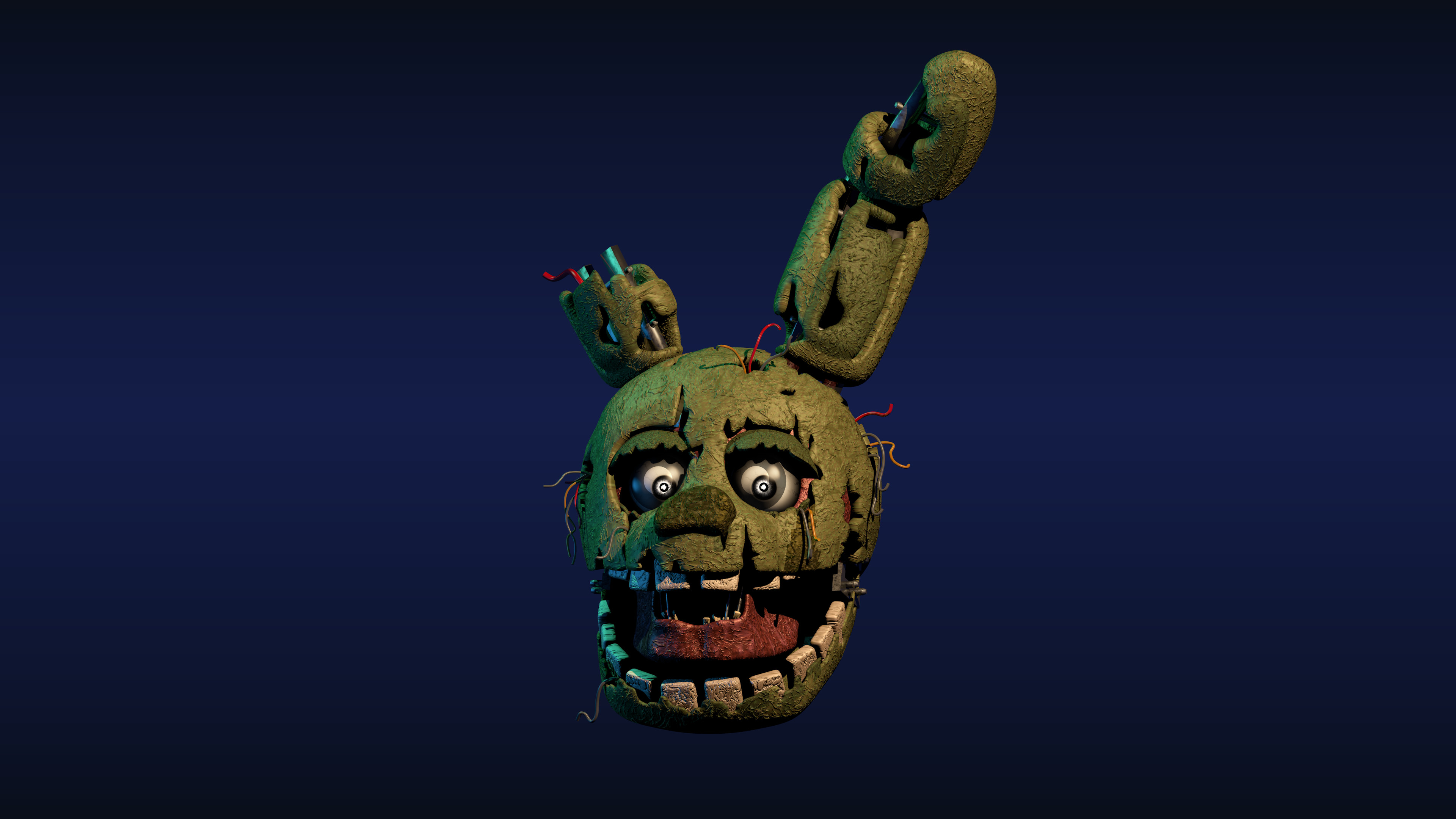Res: 3840x2160, Springtrap Wallpaper by EverythingAnimations Springtrap Wallpaper by  EverythingAnimations