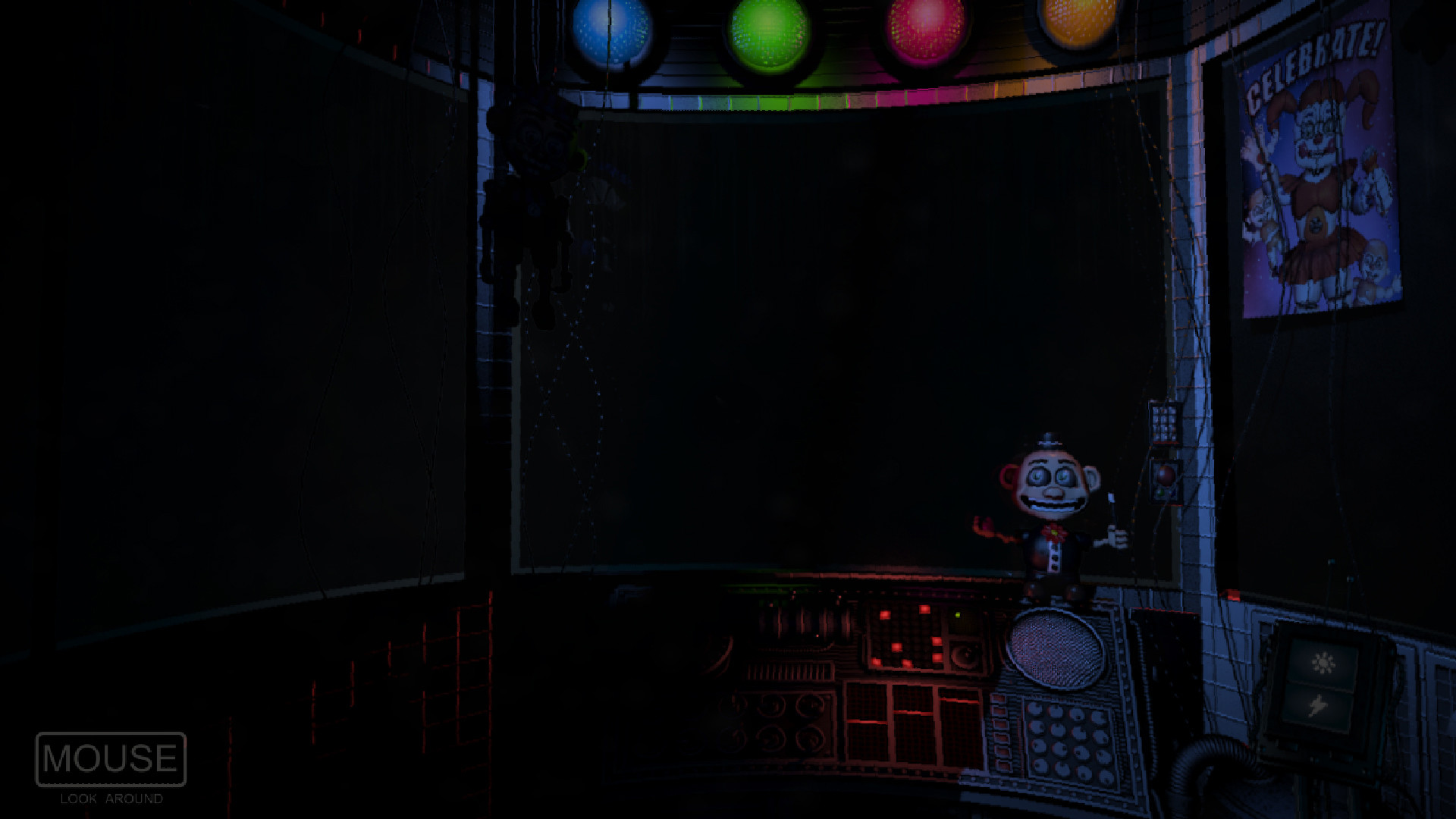 Res: 1920x1080, Five Nights at Freddy's: Sister Location (PC) Review 5