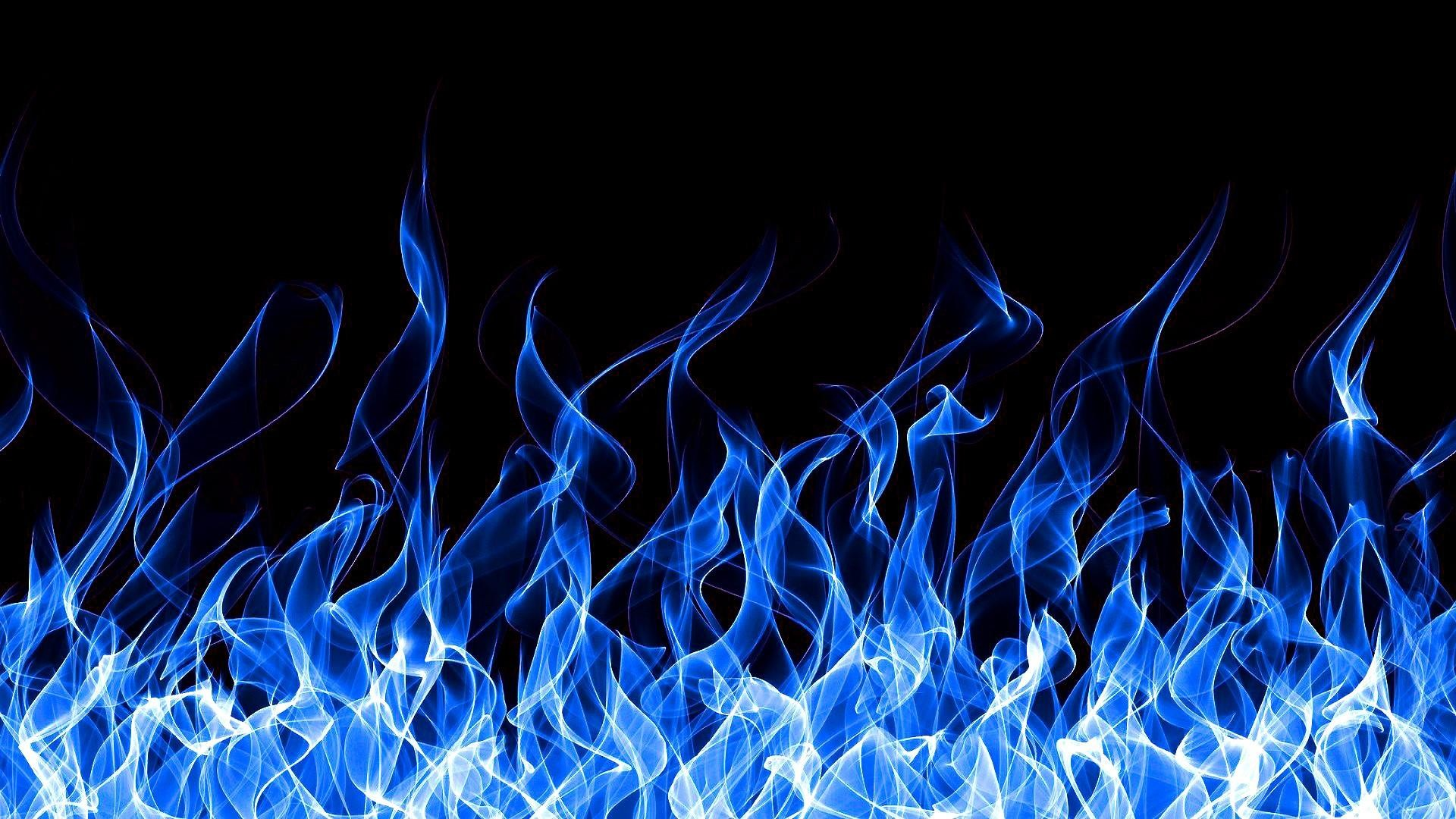 Res: 1920x1080, Blue Fire Wallpaper | Wallpaper Studio 10 | Tens of thousands HD and  UltraHD wallpapers for Android, Windows and Xbox