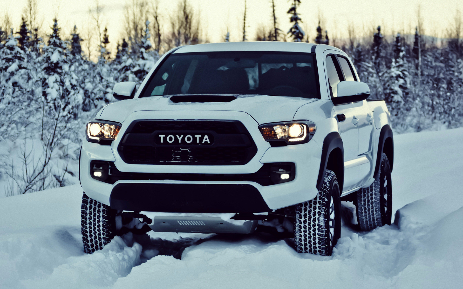 Res: 1920x1200, 2017 Toyota Tacoma TRD Pro Double Cab