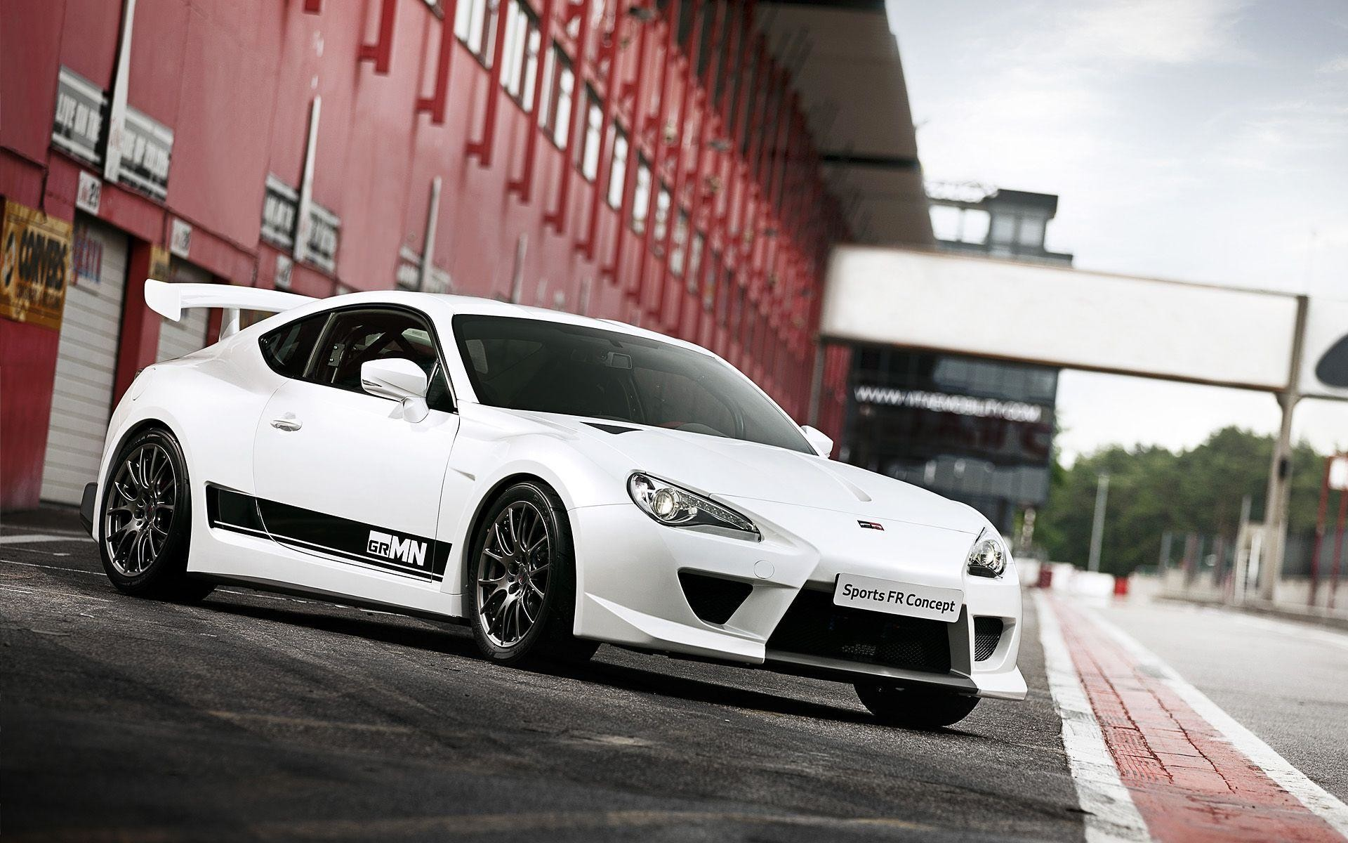 Res: 1920x1200, 2012 GRMN-Sports Toyota GT86 TRD supercar supercars g wallpaper .