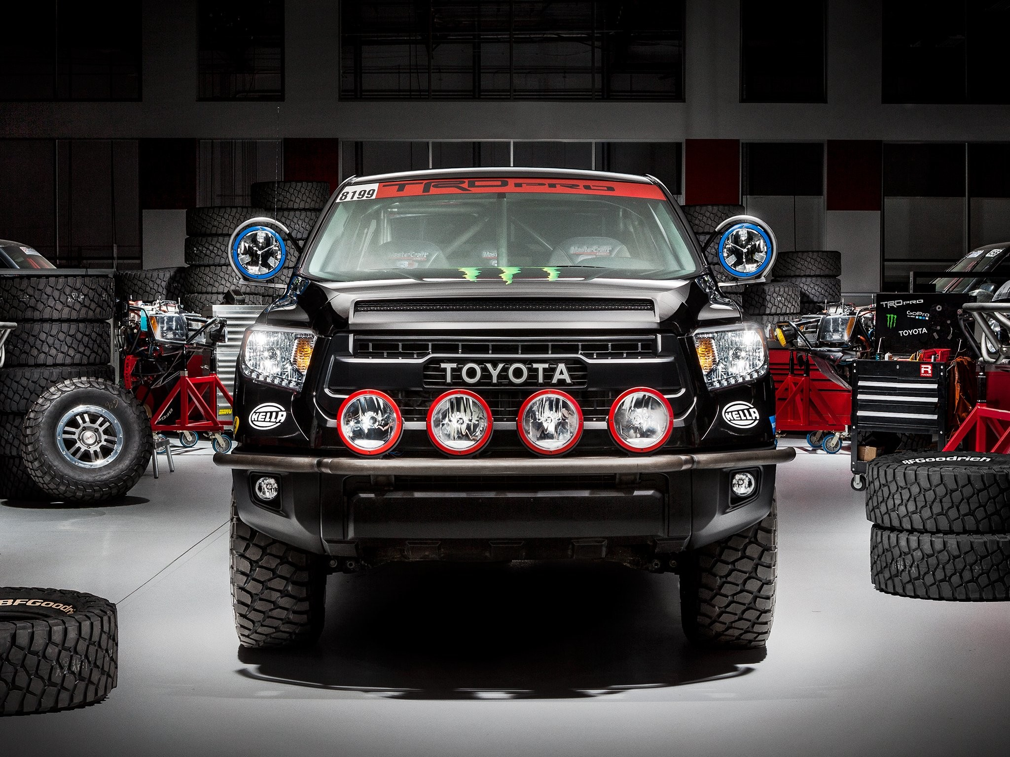 Res: 2048x1536, 2014 TRD Toyota Tundra Pro Baja offroad race racing pickup 4x4 wallpaper |   | 424121 | WallpaperUP
