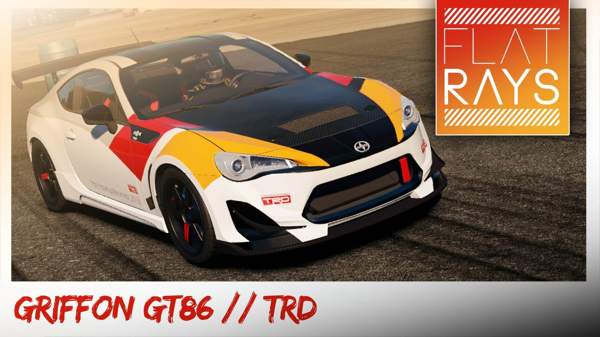 Res: 1920x1080, Toyota gt86 // Griffon Project // Toyota Racing Development - TRD - YouTube