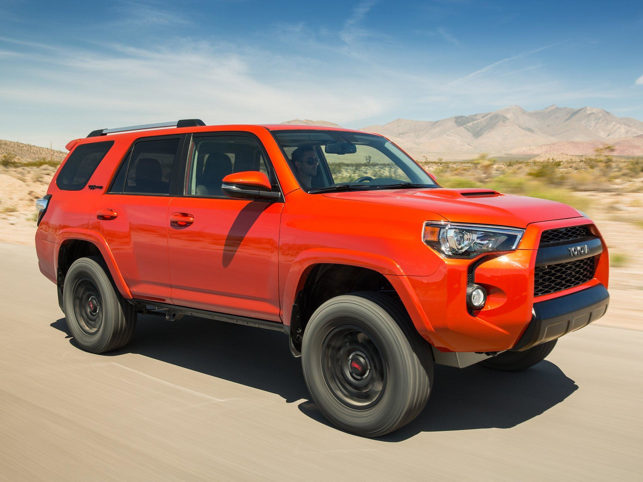 Res: 2048x1536, HD 2015 Trd Toyota 4runner Pro 4x4 Suv Desktop Backgrounds Wallpaper
