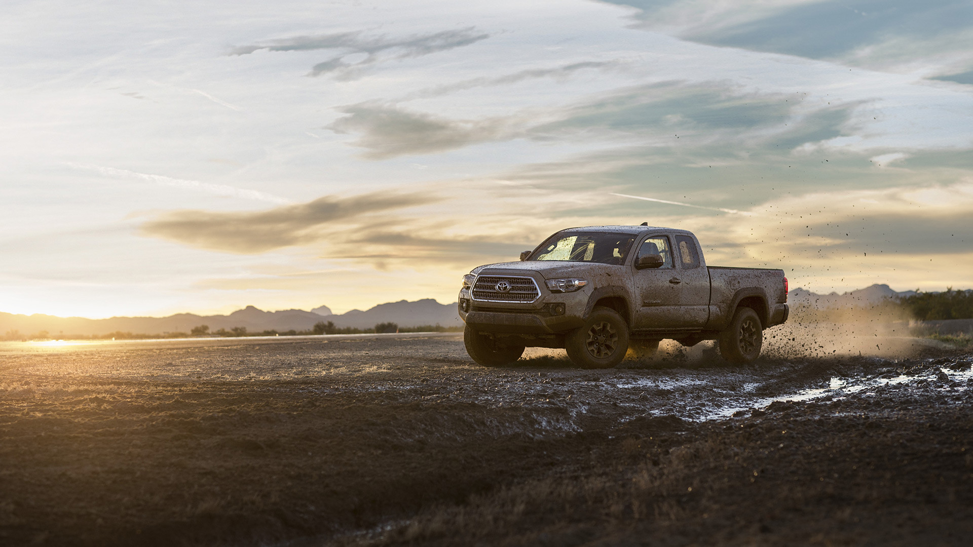 Res: 1920x1080, 2016 Toyota Tacoma TRD Off-Road picture