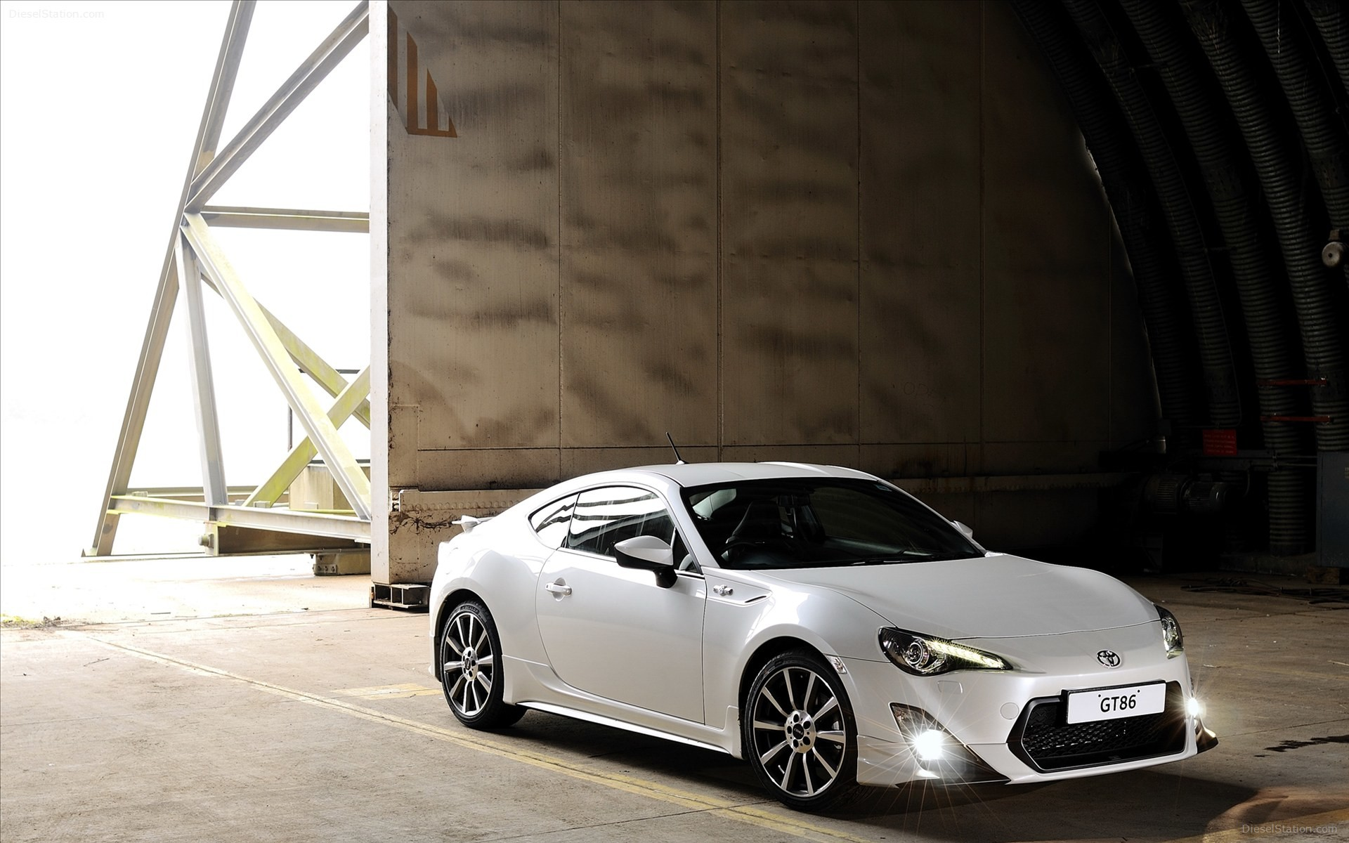 Res: 1920x1200, Toyota GT86 TRD 2014
