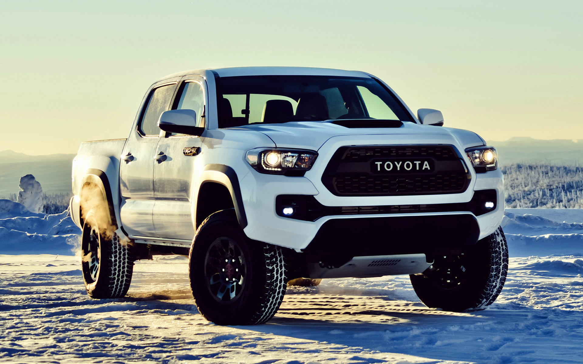 Res: 1920x1200, Toyota Ta A Trd Pro Double Cab 2017 Wallpapers and Hd Of toyota Tacoma 2017  Sr5