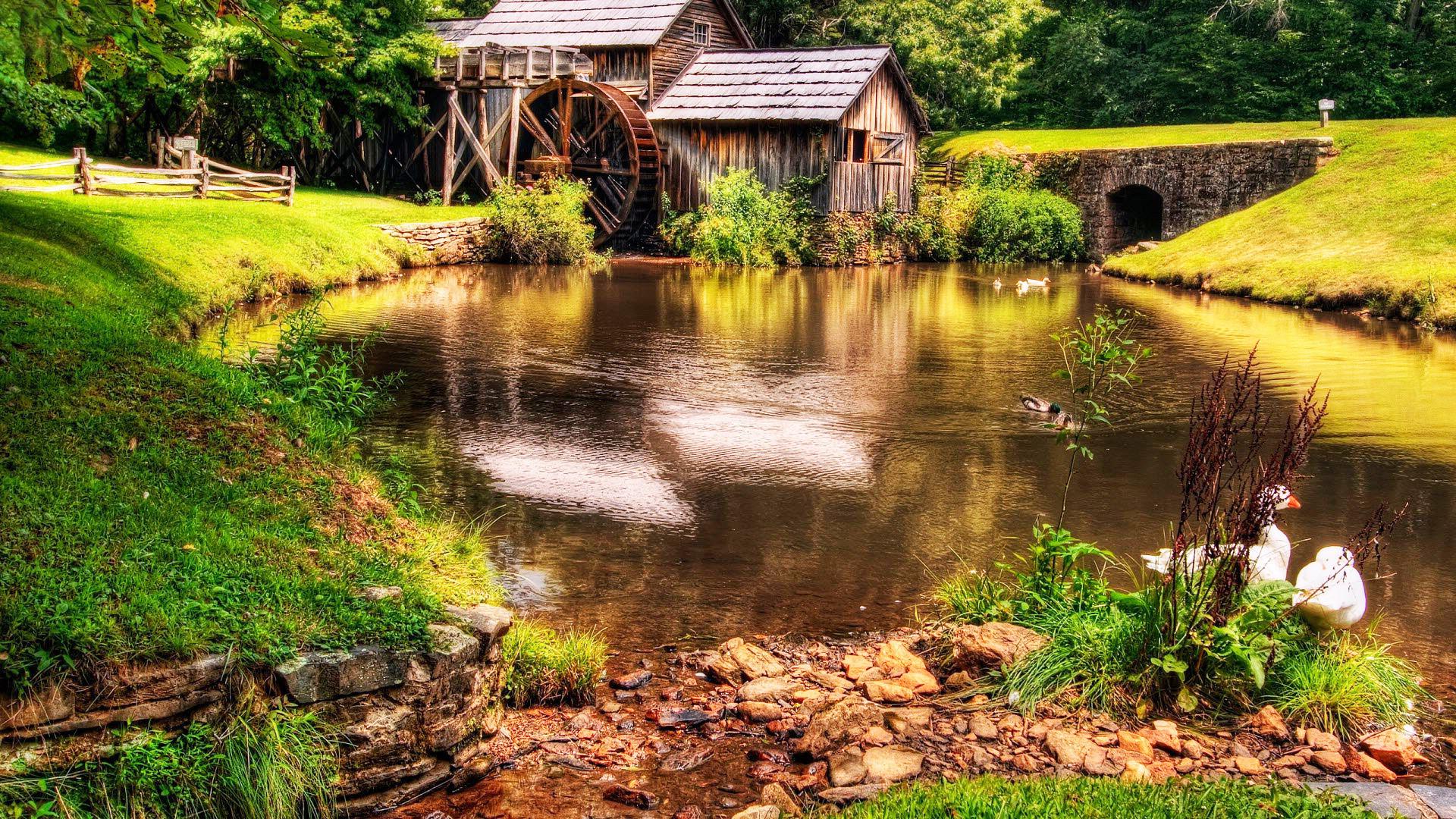 Res: 1920x1080, Beautiful Farm 1080p Photos