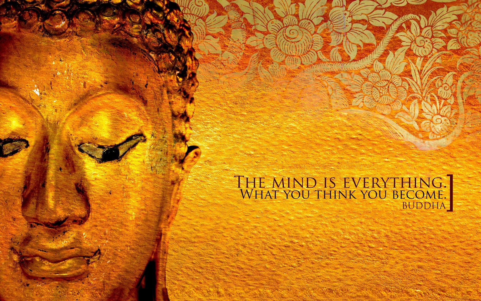 Res: 1920x1200, Wallpapers For > Lord Buddha Wallpapers With Quotes