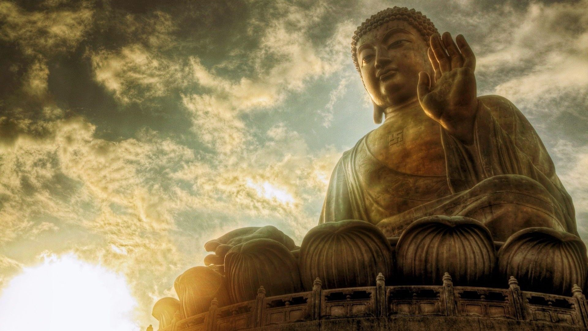 Res: 1920x1080, Wallpapers and Pictures BG Collection: Buddha, by Otis Beckert – download  free