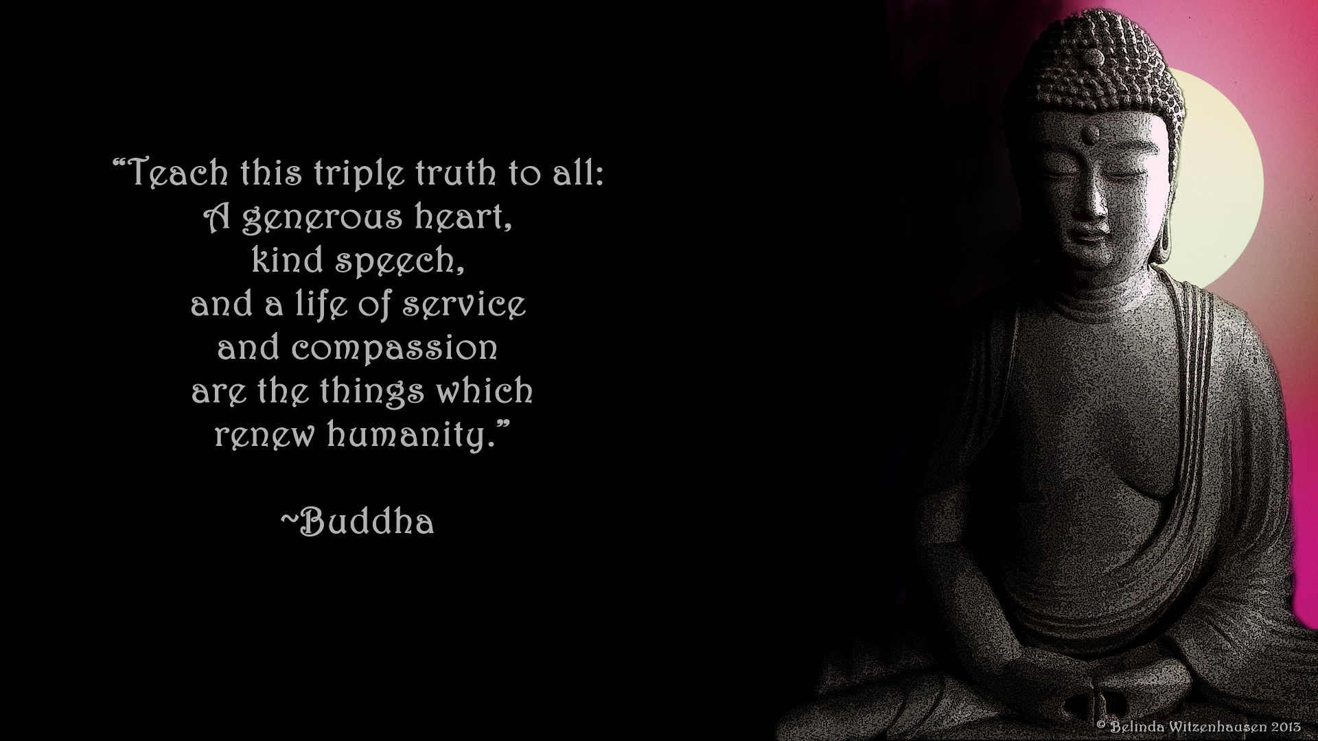 Res: 1920x1080, Buddha Quotes Wallpapers QuotesGram