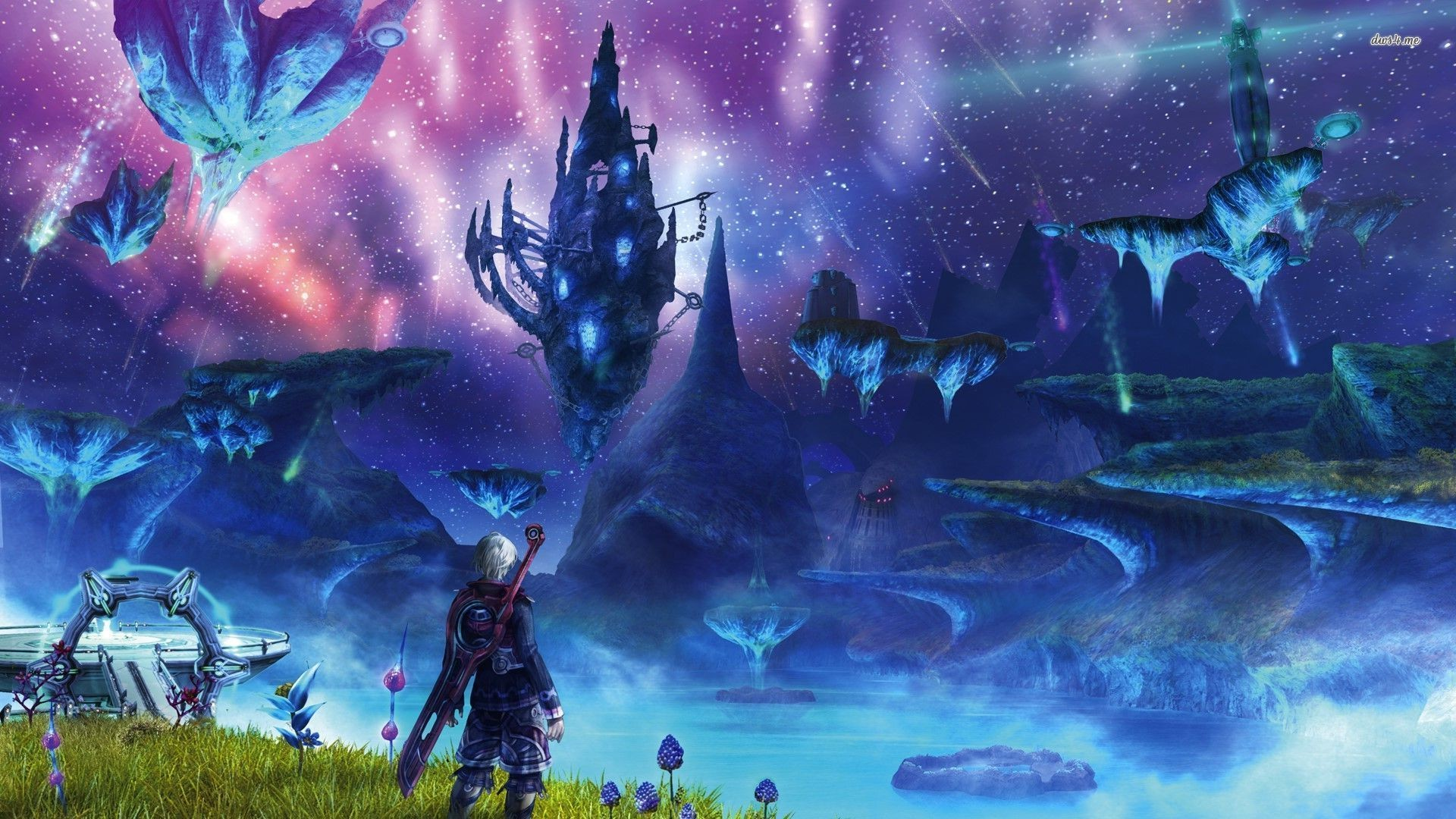 Res: 1920x1080, Xenoblade Chronicles HD Wallpapers 8 - 1920 X 1080