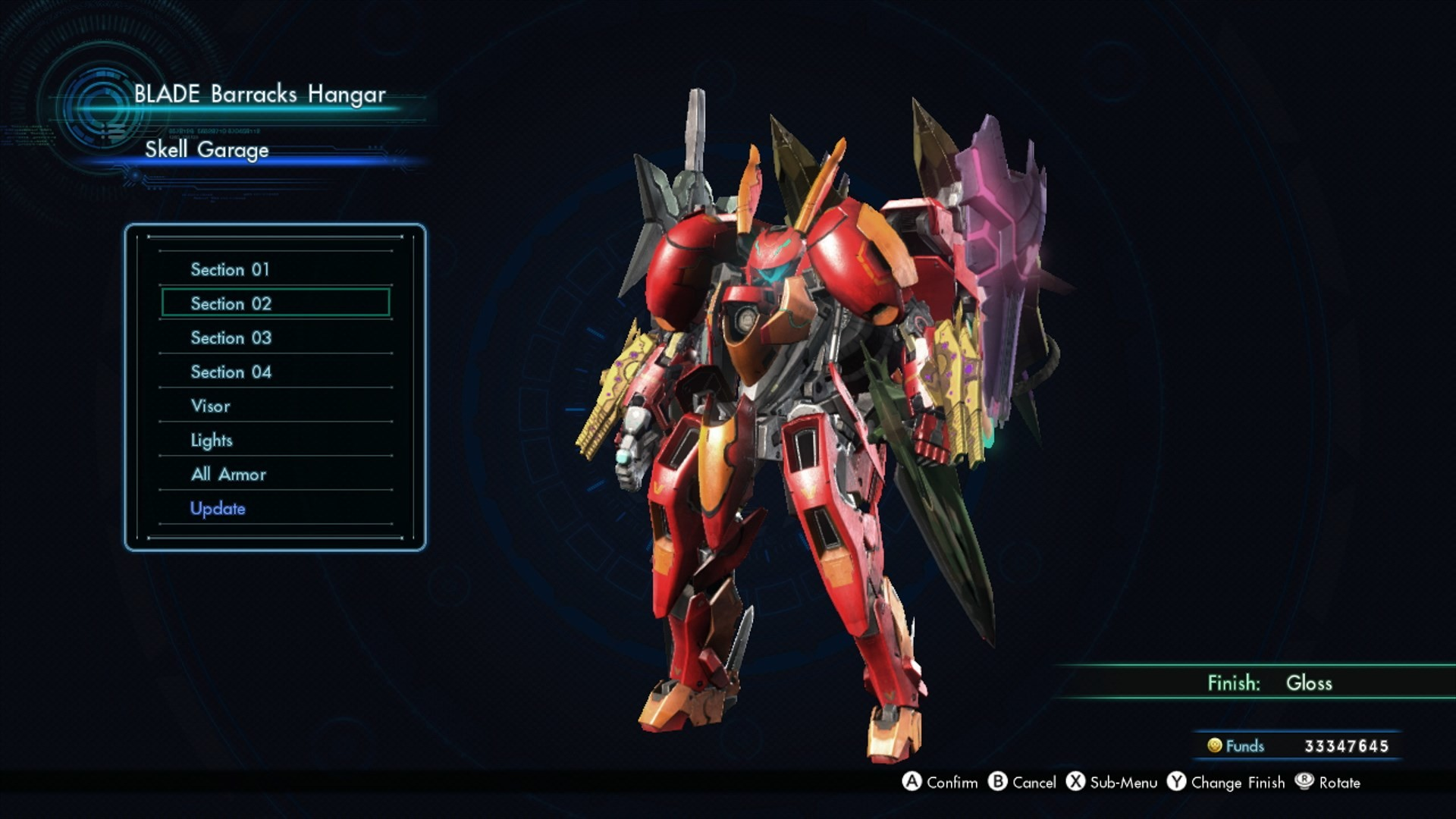 Res: 1920x1080, Xenoblade Skell