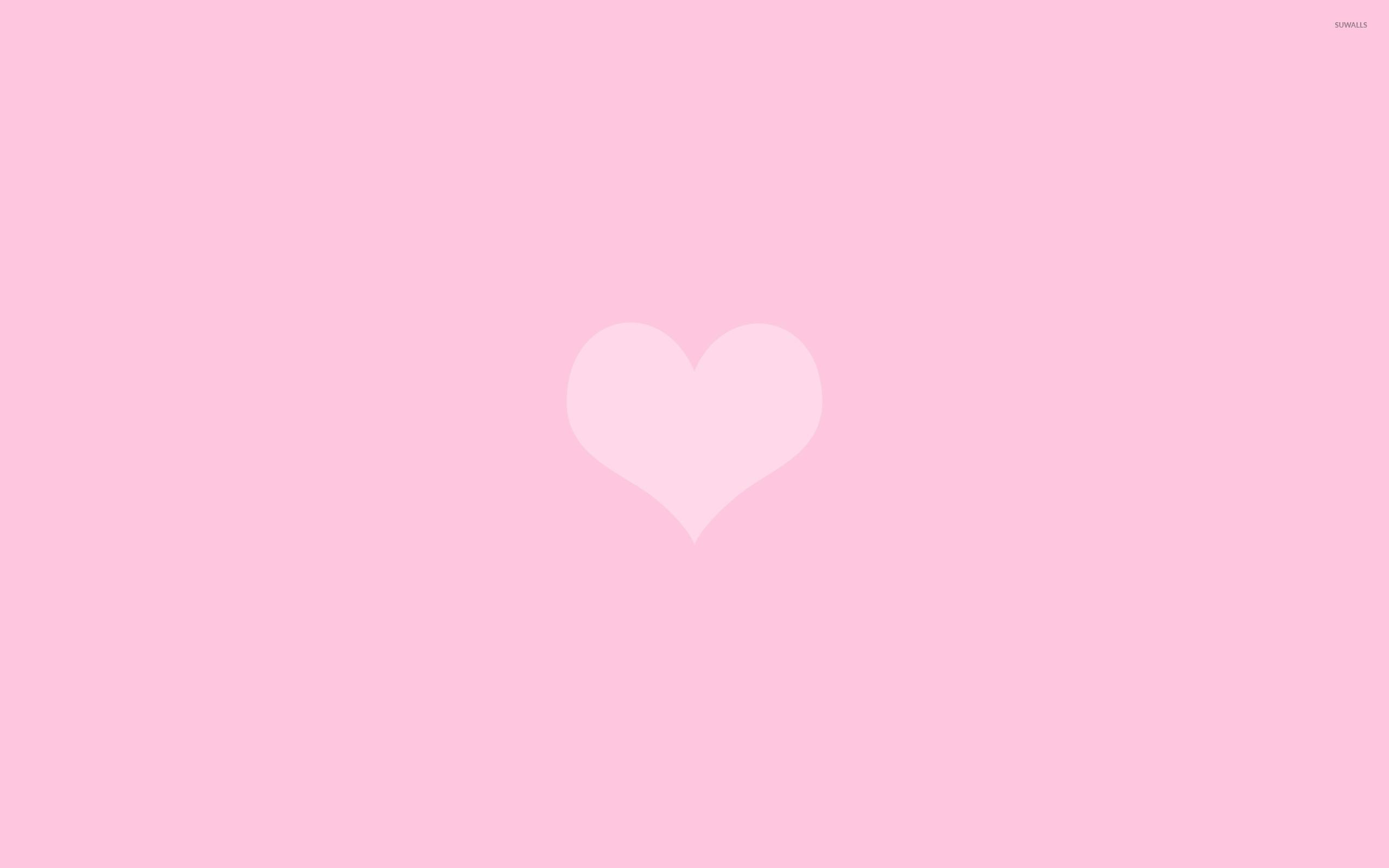 Res: 2560x1600, Pink heart [3] wallpaper