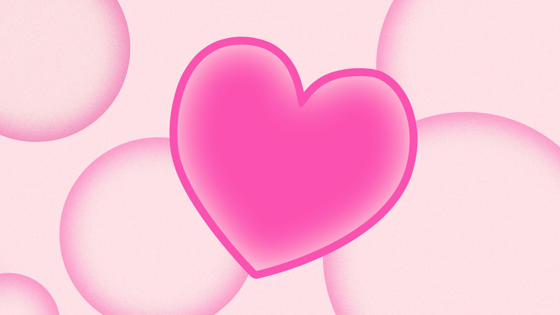 Res: 1920x1080, pink heart 591174