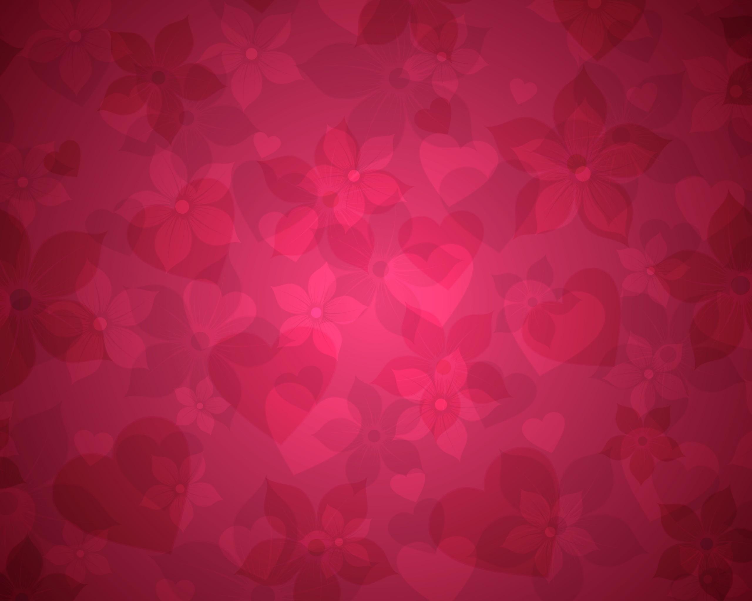 Res: 2560x2048, Texture, Pink, Heart, Hearts HD wallpaper
