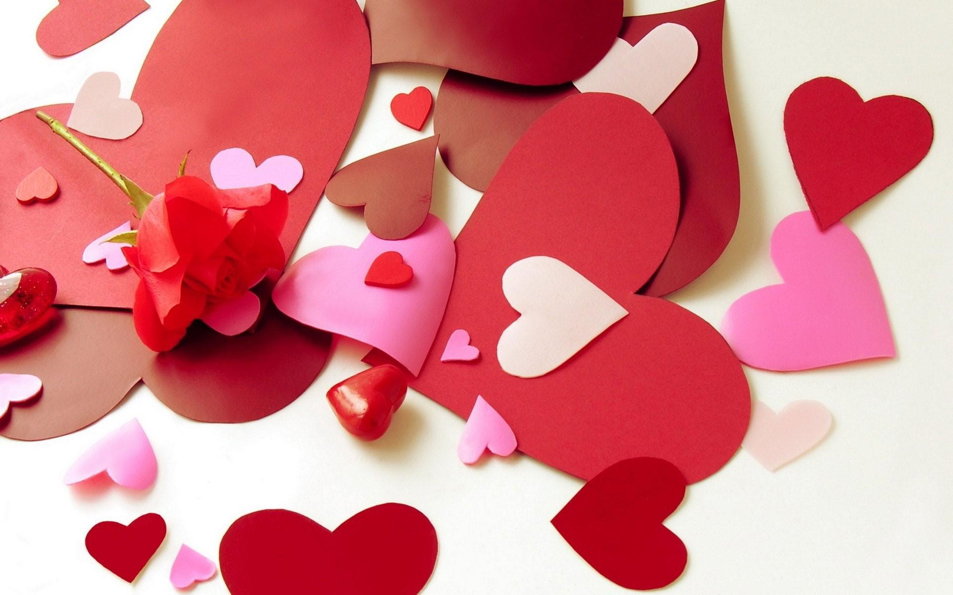Res: 1920x1200, Netter Liebes-Herz-Tapete HD Free Pink Heart Wallpaper in Download Die  Bilder von Love Heart