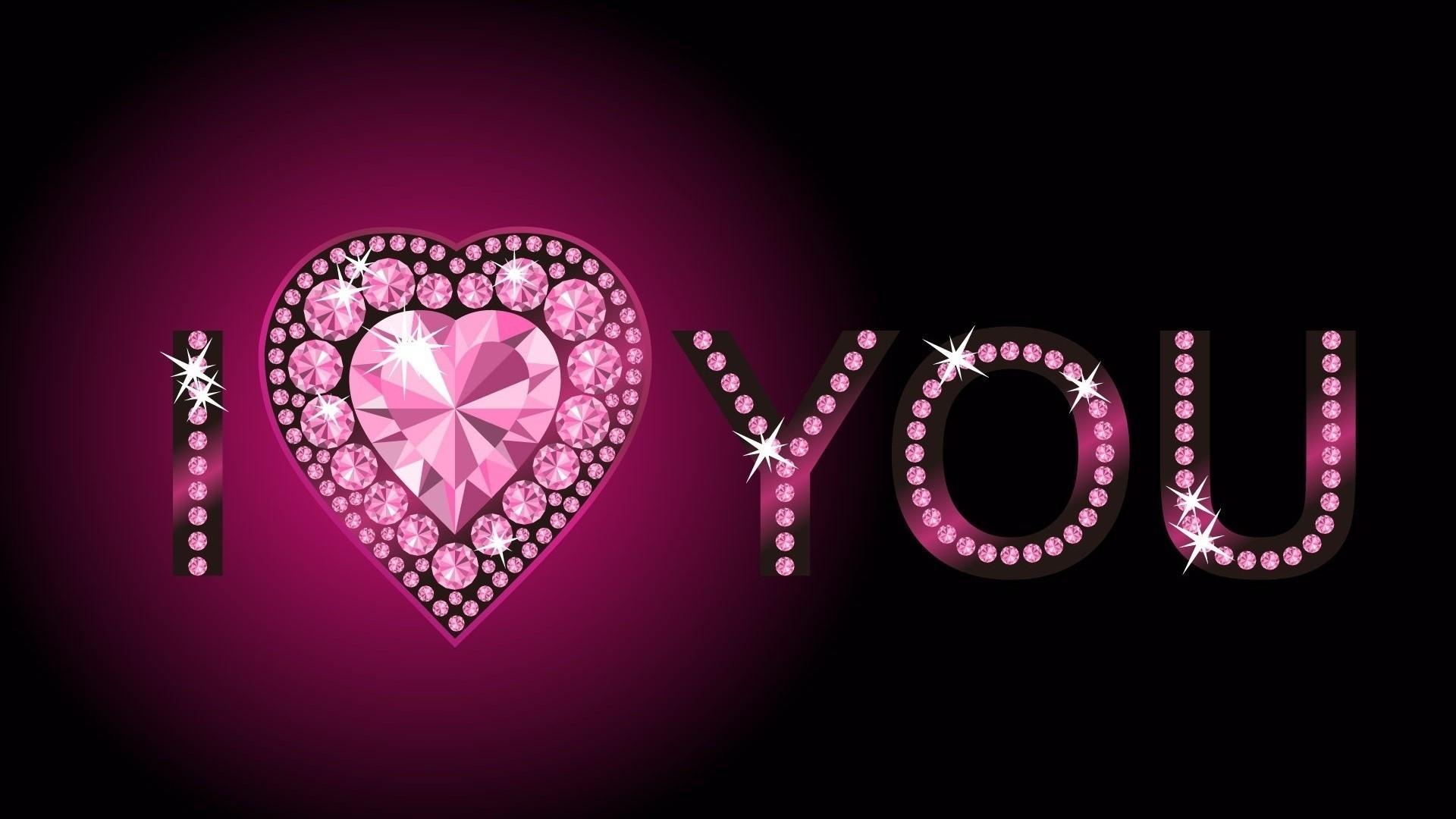 Res: 1920x1080,  Cute Love Heart wallpaper HD Free Pink Heart Wallpapers  1920×1200 Wallpapers Of Love