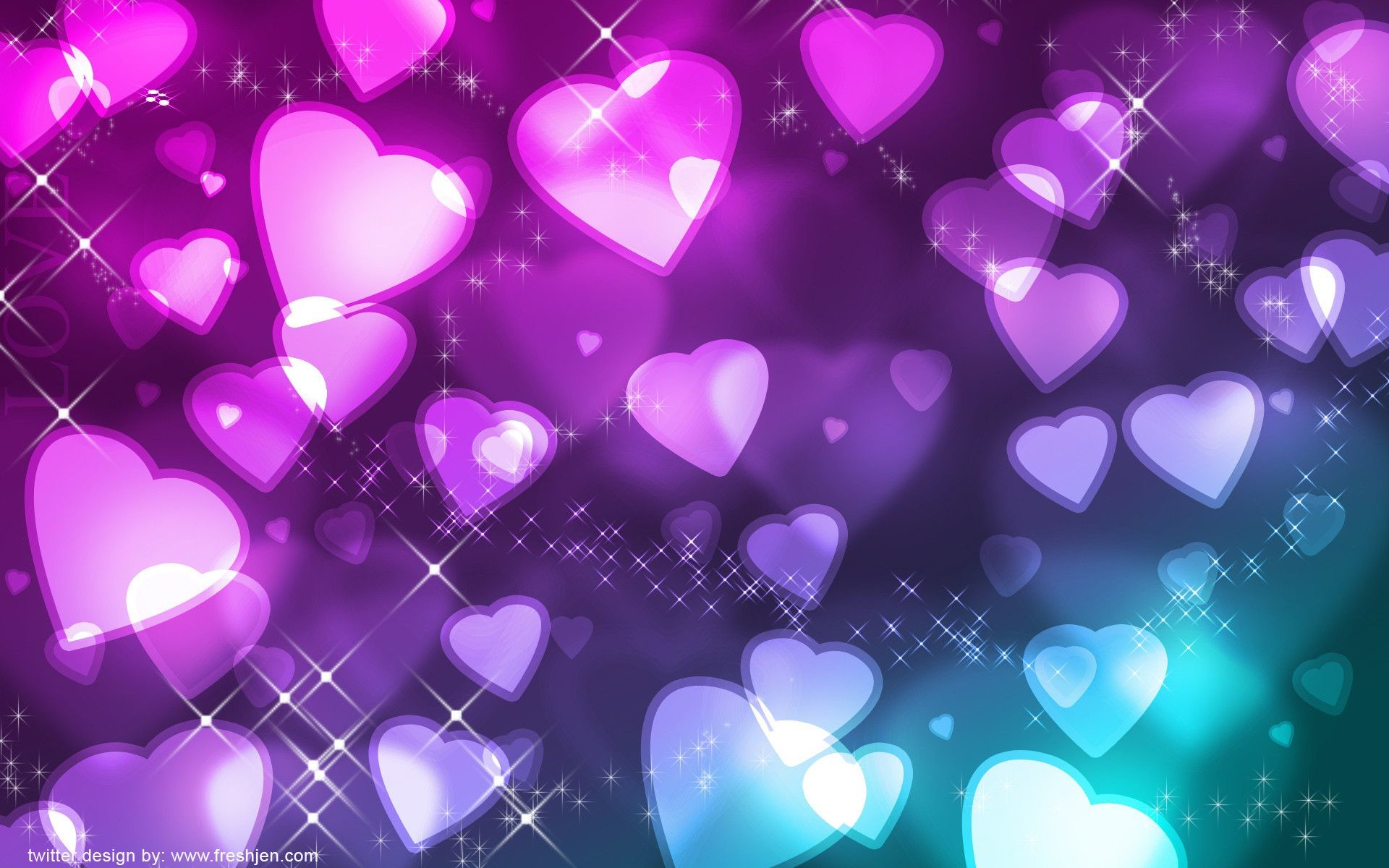 Res: 1920x1200, 17 Best Photos of Pink Heart Wallpaper Cute Valentine Heart ... - HD  Wallpapers