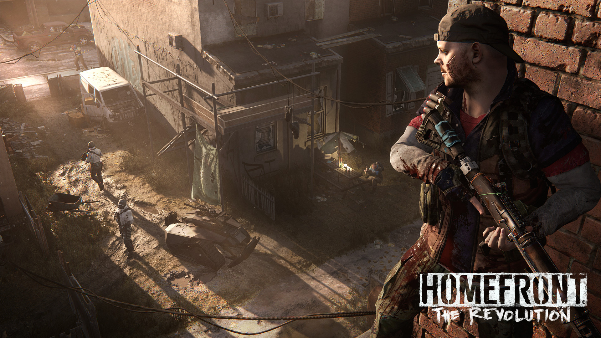Res: 1920x1080, Homefront: The Revolution Ignites America - HD Wallpapers - American  Revolution PNG HD
