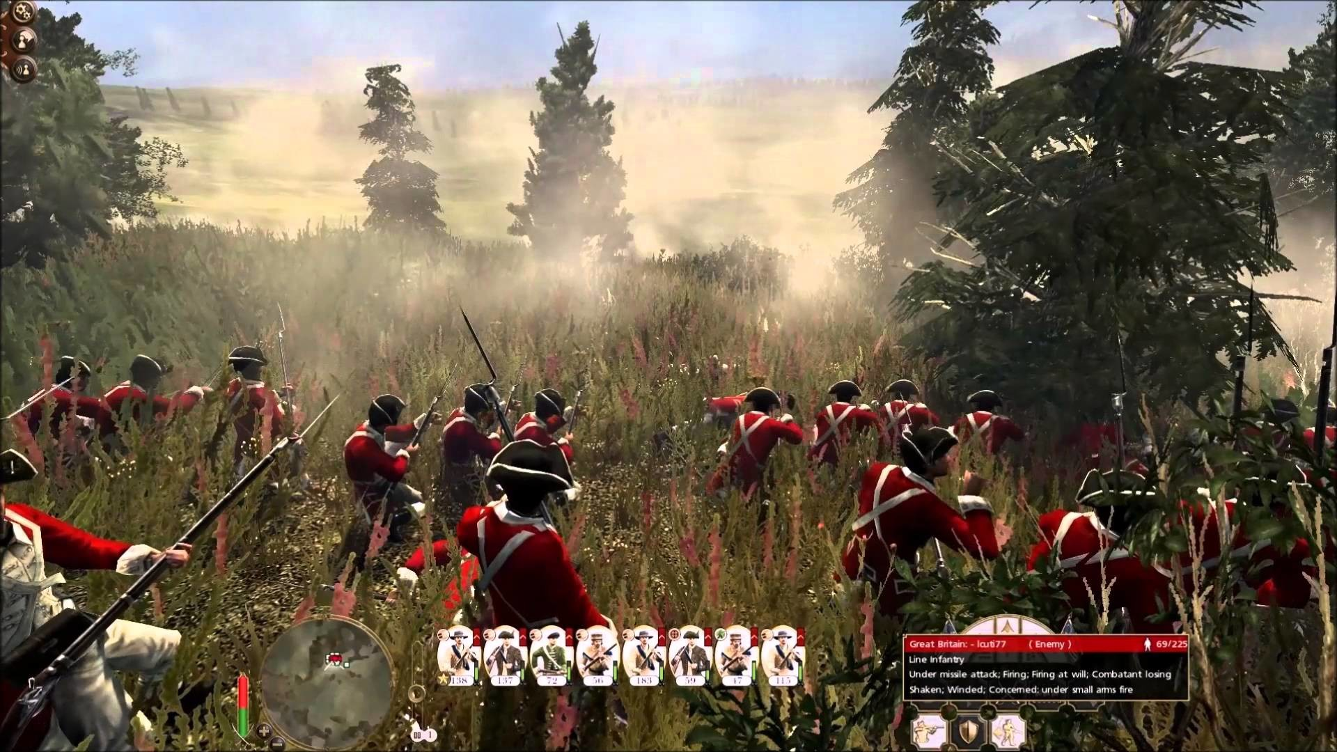 Res: 1920x1080, Battle of Kings Mountain - October 7, 1780 (American Revolutionary War) -  YouTube