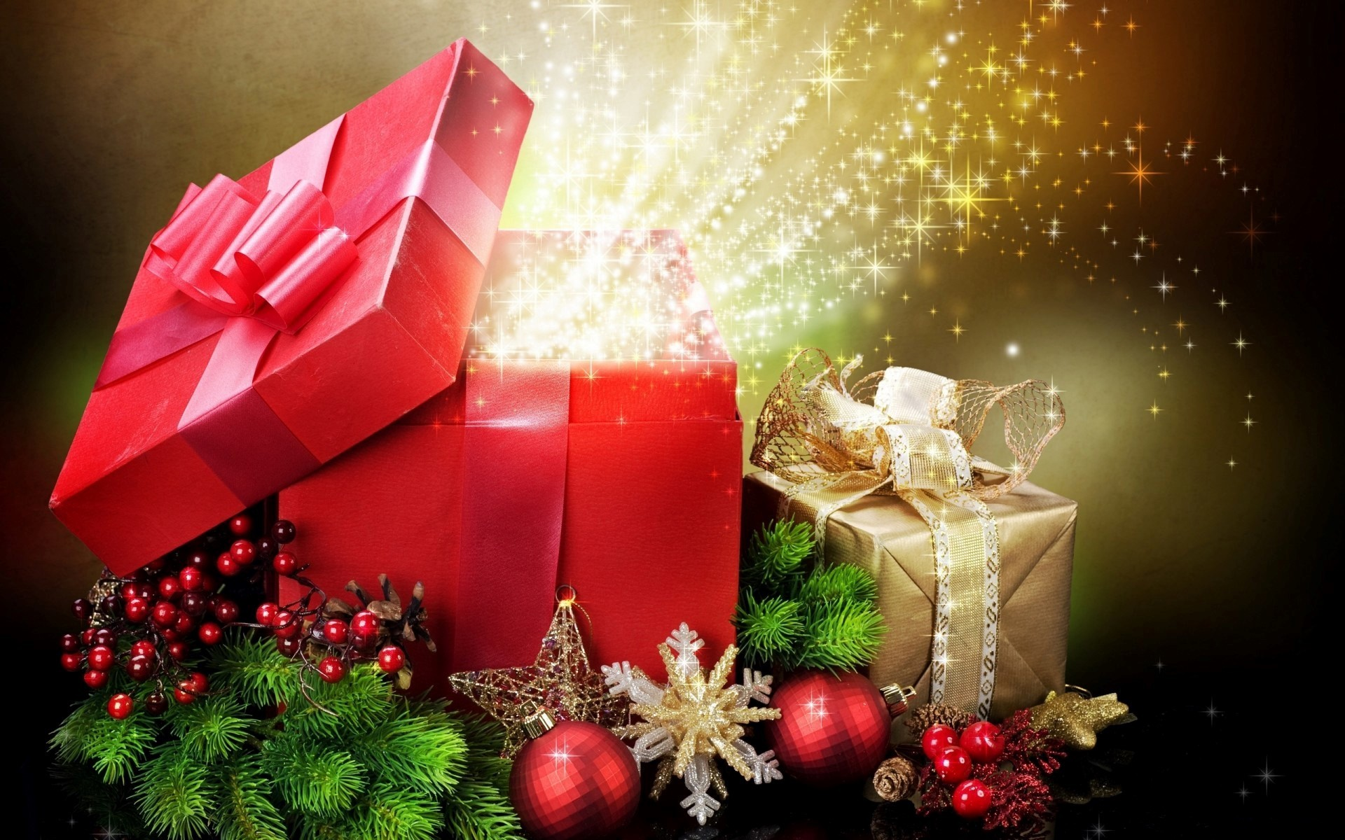 Res: 1920x1200, Amazing Nice Beautiful Gifts on 2013 Christmas Festival HD Wallpapers   HD  Wallpapers