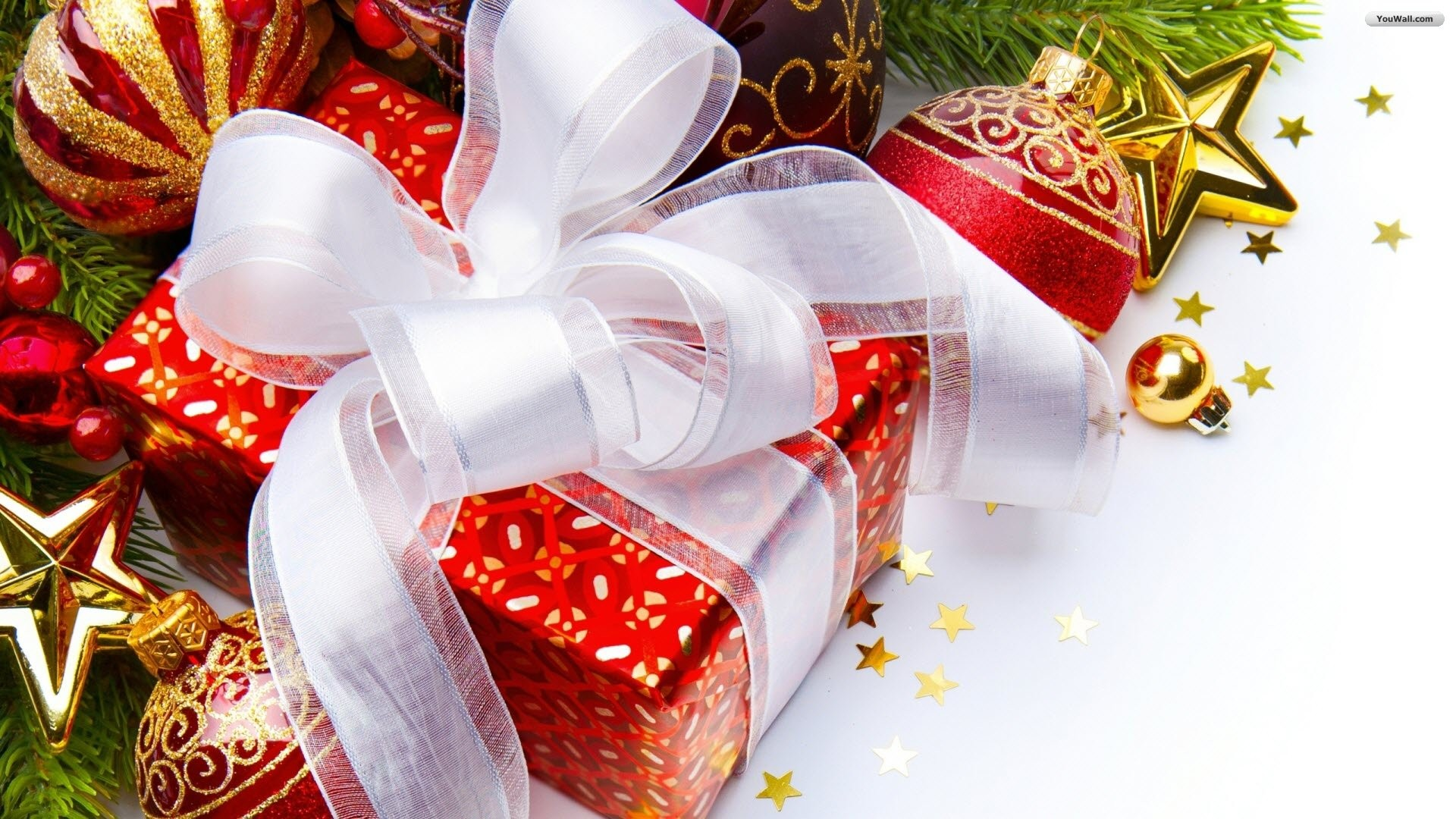 Res: 1920x1080, Christmas Gifts Wallpapers 4