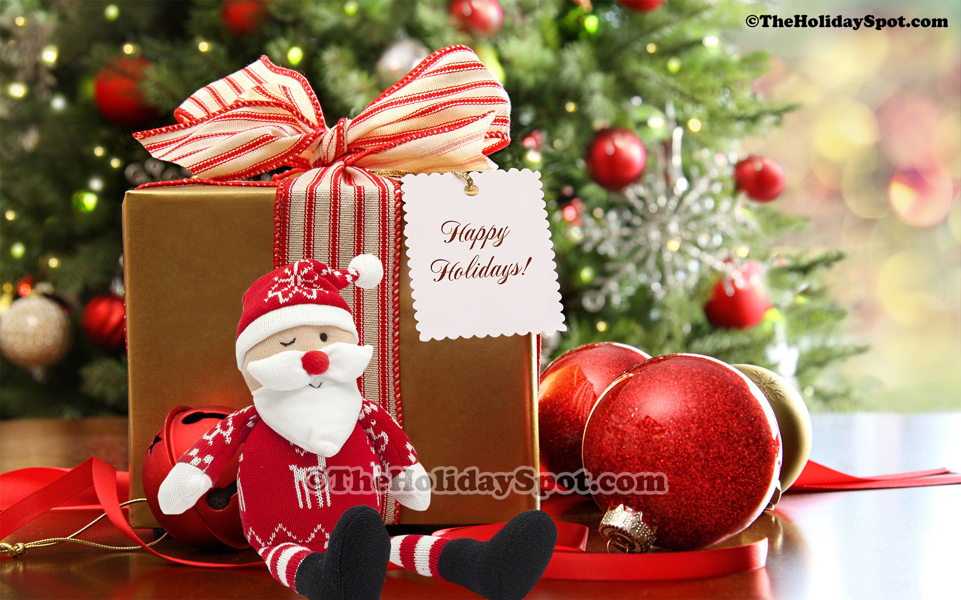 Res: 1920x1200, Sweet Christmas Gifts