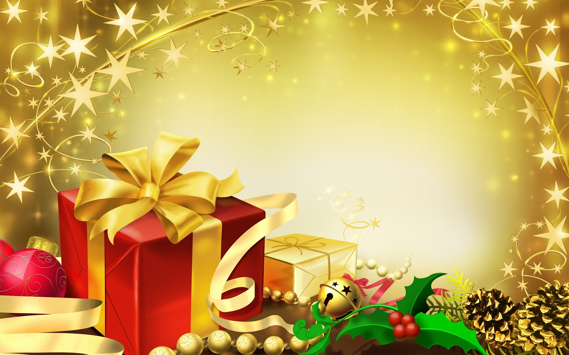 Res: 1920x1200, Colorful Gifts for Christmas
