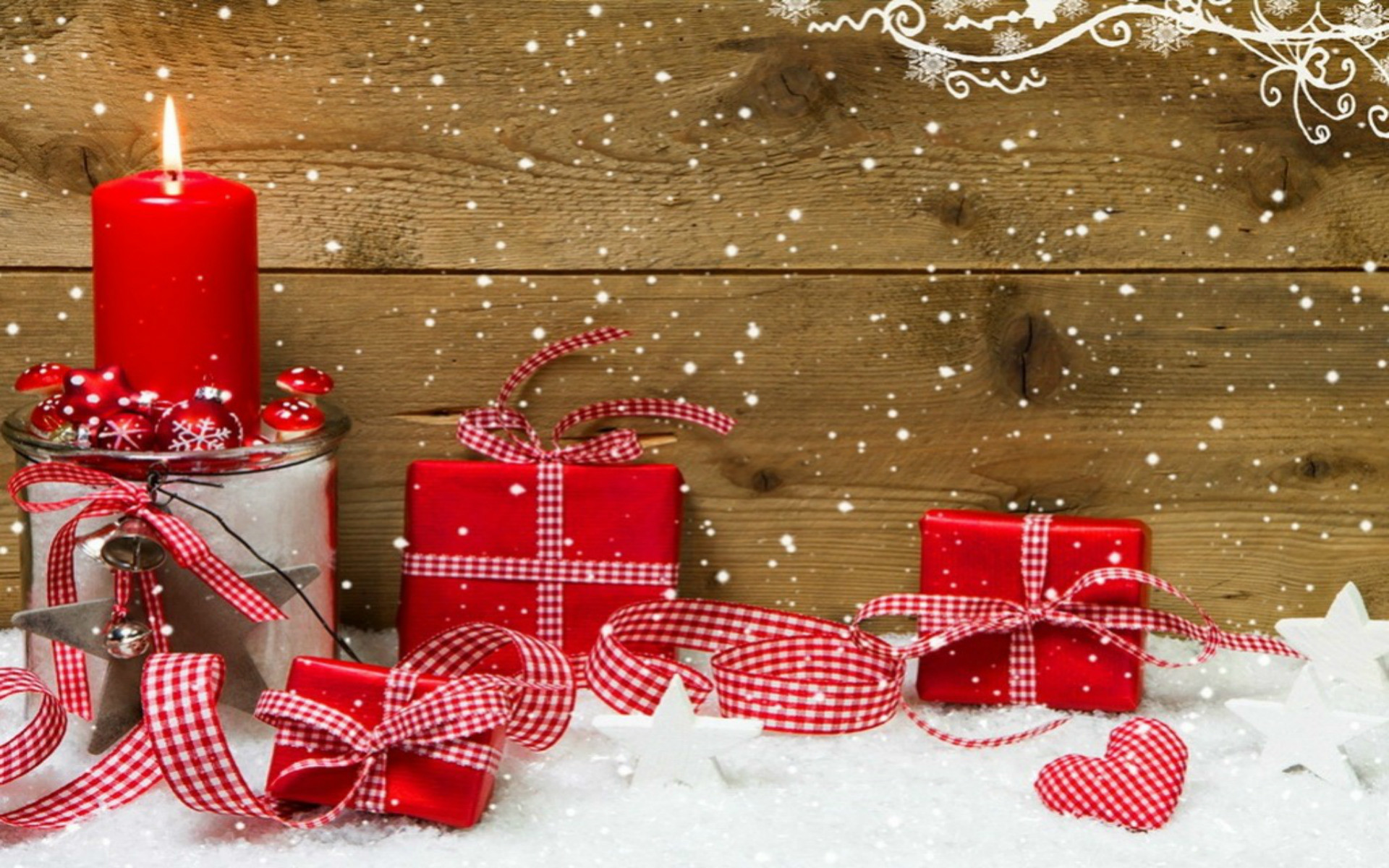 Res: 1920x1200, christmas wallpaper backgrounds free christmas gifts pack desktop wallpaper