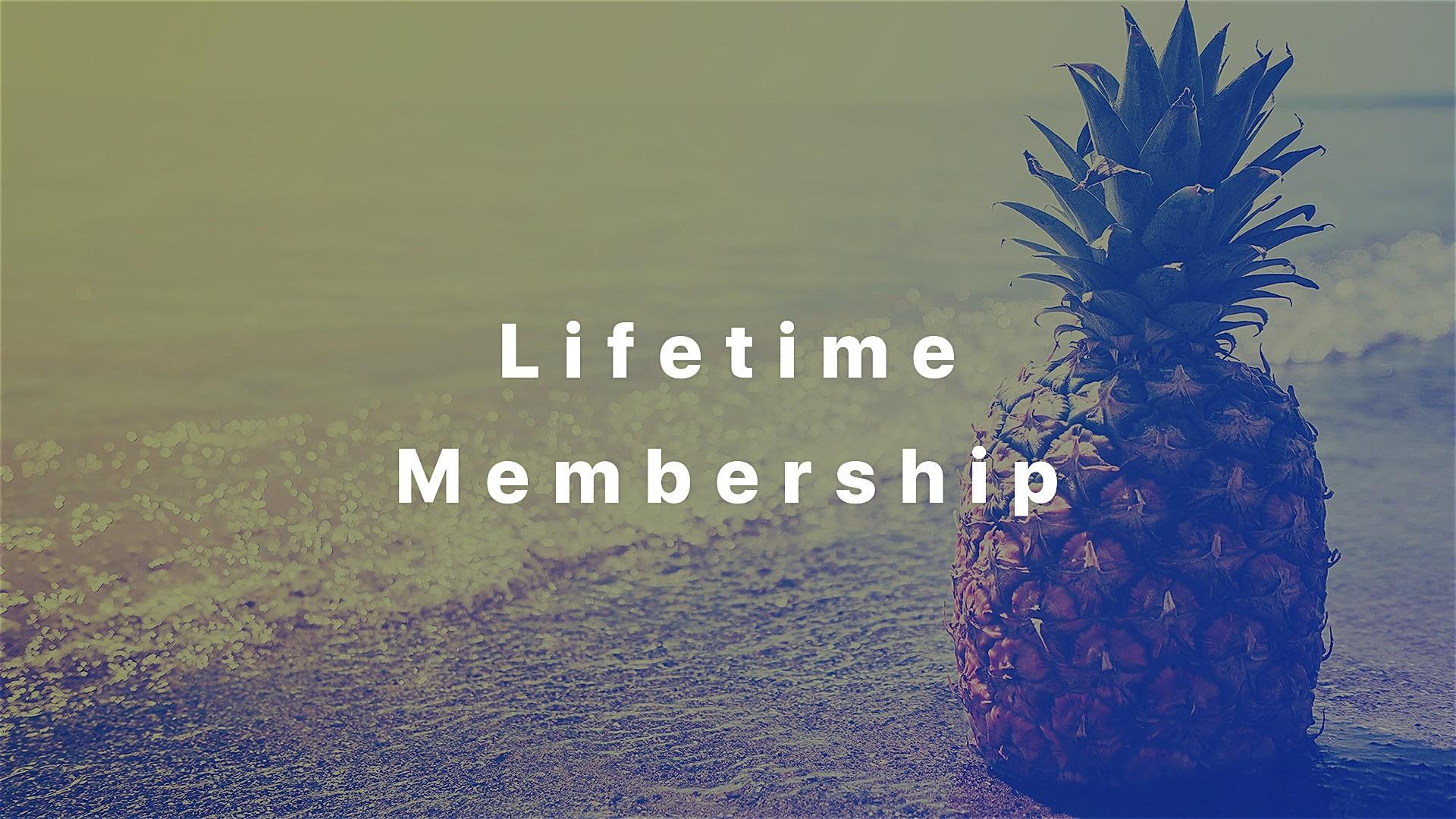 Res: 1920x1080, Lifetime Membership