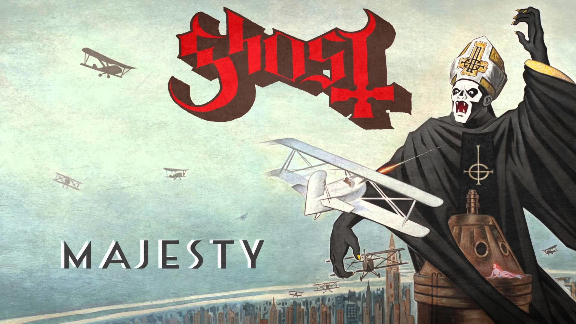 Res: 1920x1080, Swedish heavy metal band Ghost announce the Unholy/Unplugged tour